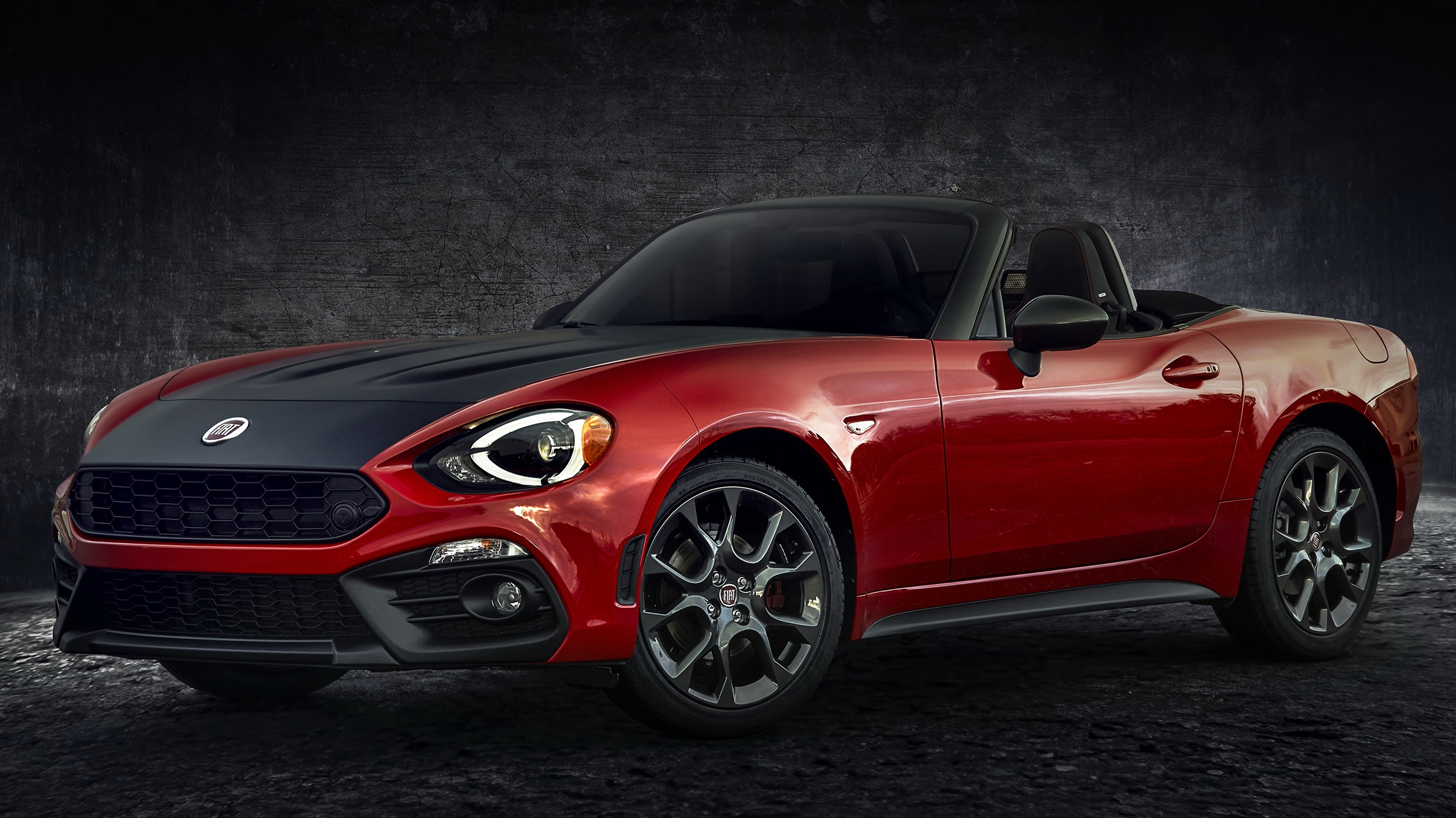 2017 fiat 124 spider elaborazione abarth top speed. Black Bedroom Furniture Sets. Home Design Ideas