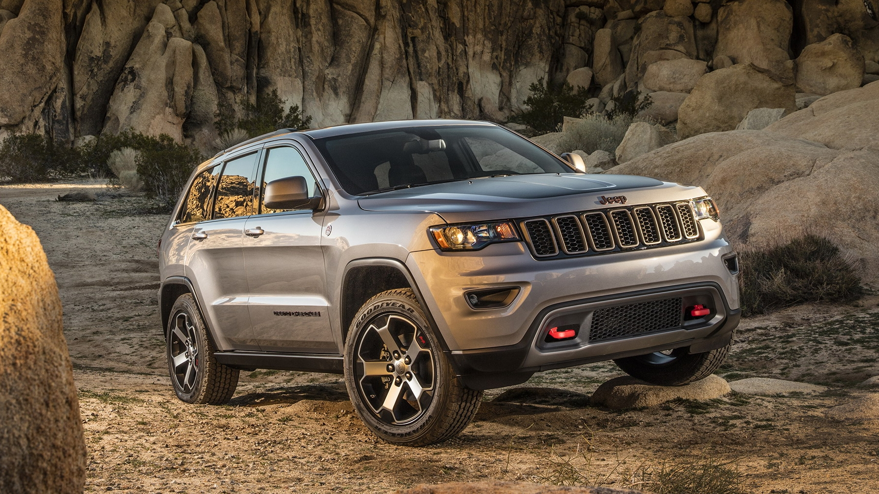 2017 Jeep Grand Cherokee Trailhawk | Top Speed