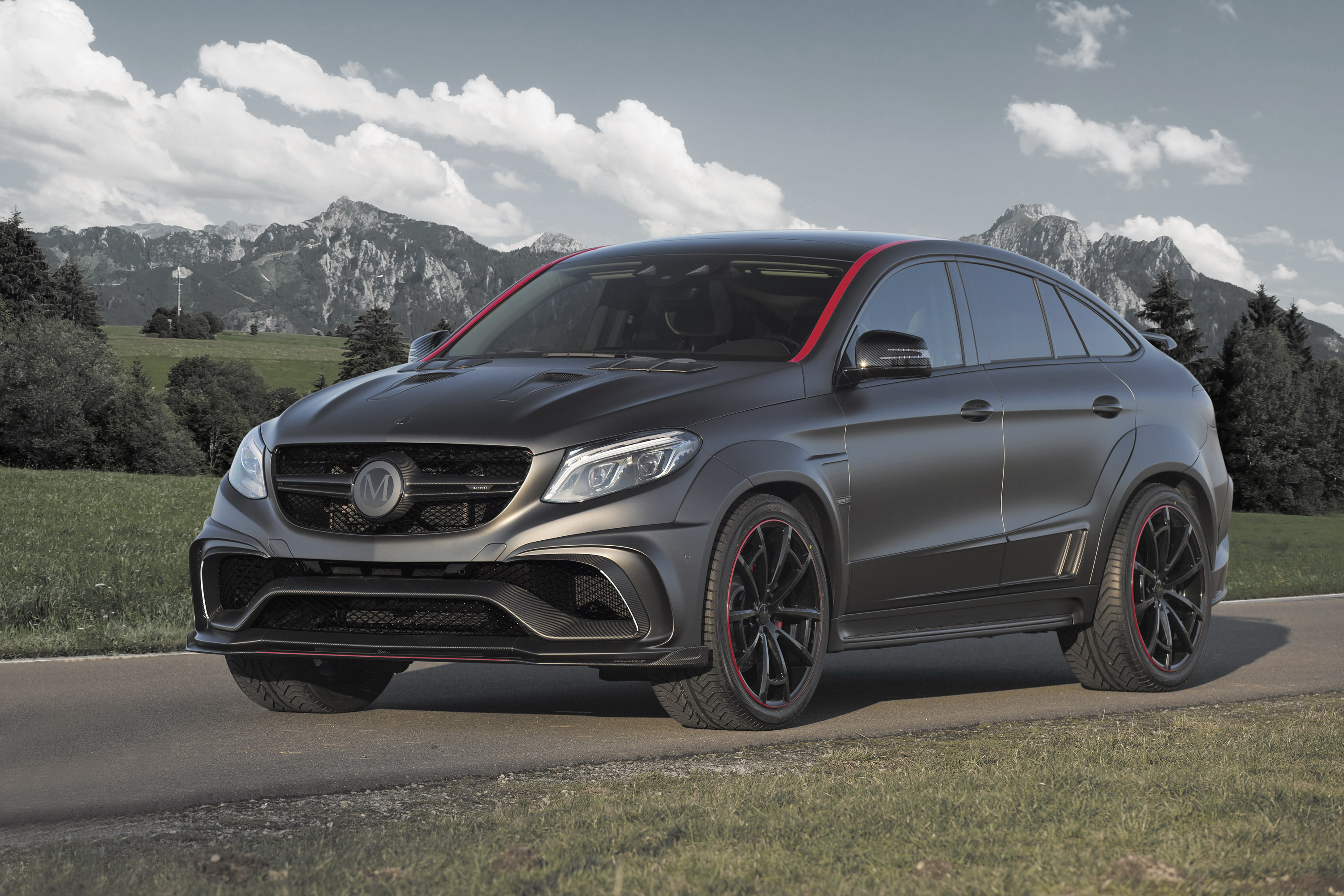 2016 mercedes amg gle 63 by mansory review top speed. Black Bedroom Furniture Sets. Home Design Ideas