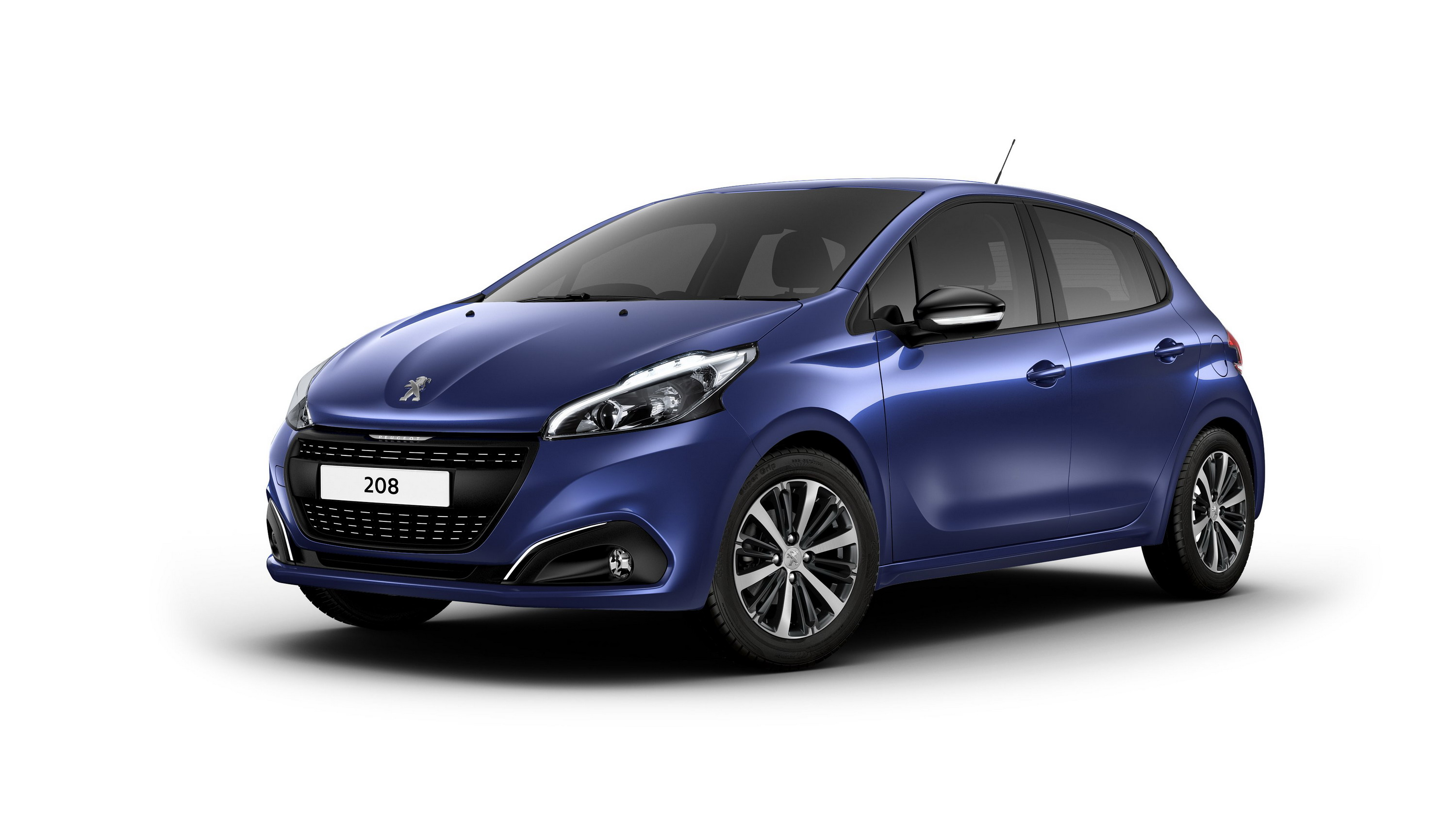 2016 Peugeot 208 XS Special Edition   Top Speed