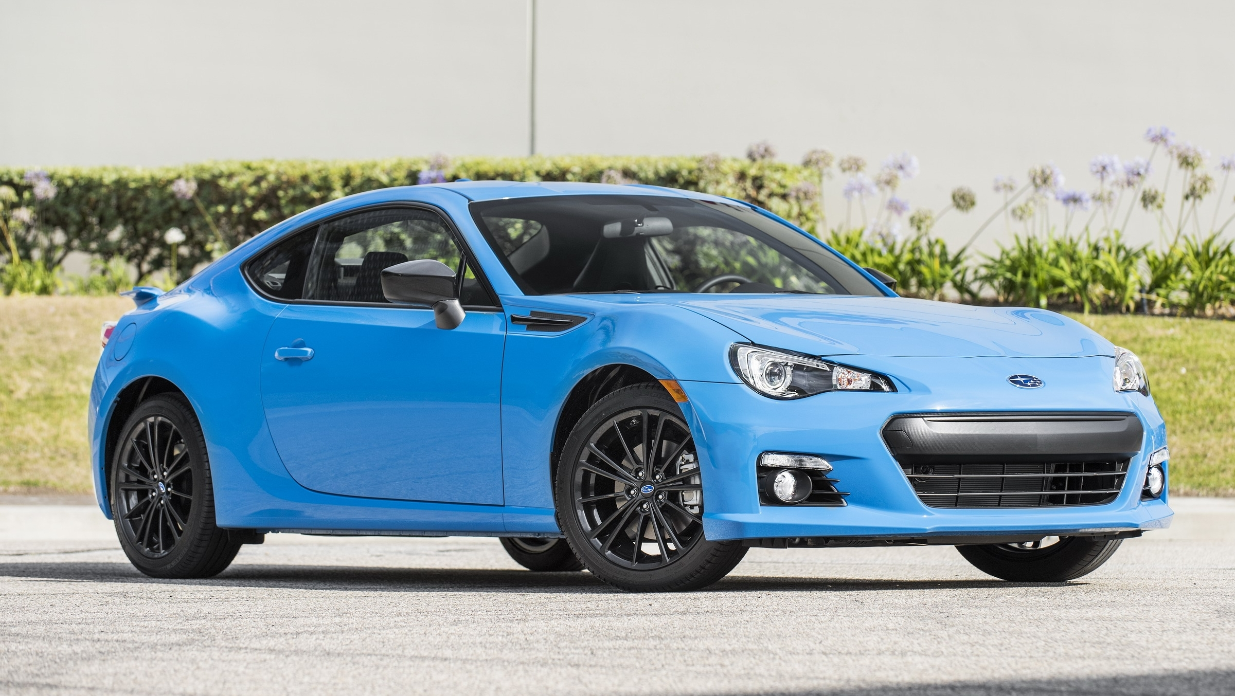Subaru Testing Possible Prototype Sports Coupe Top Speed