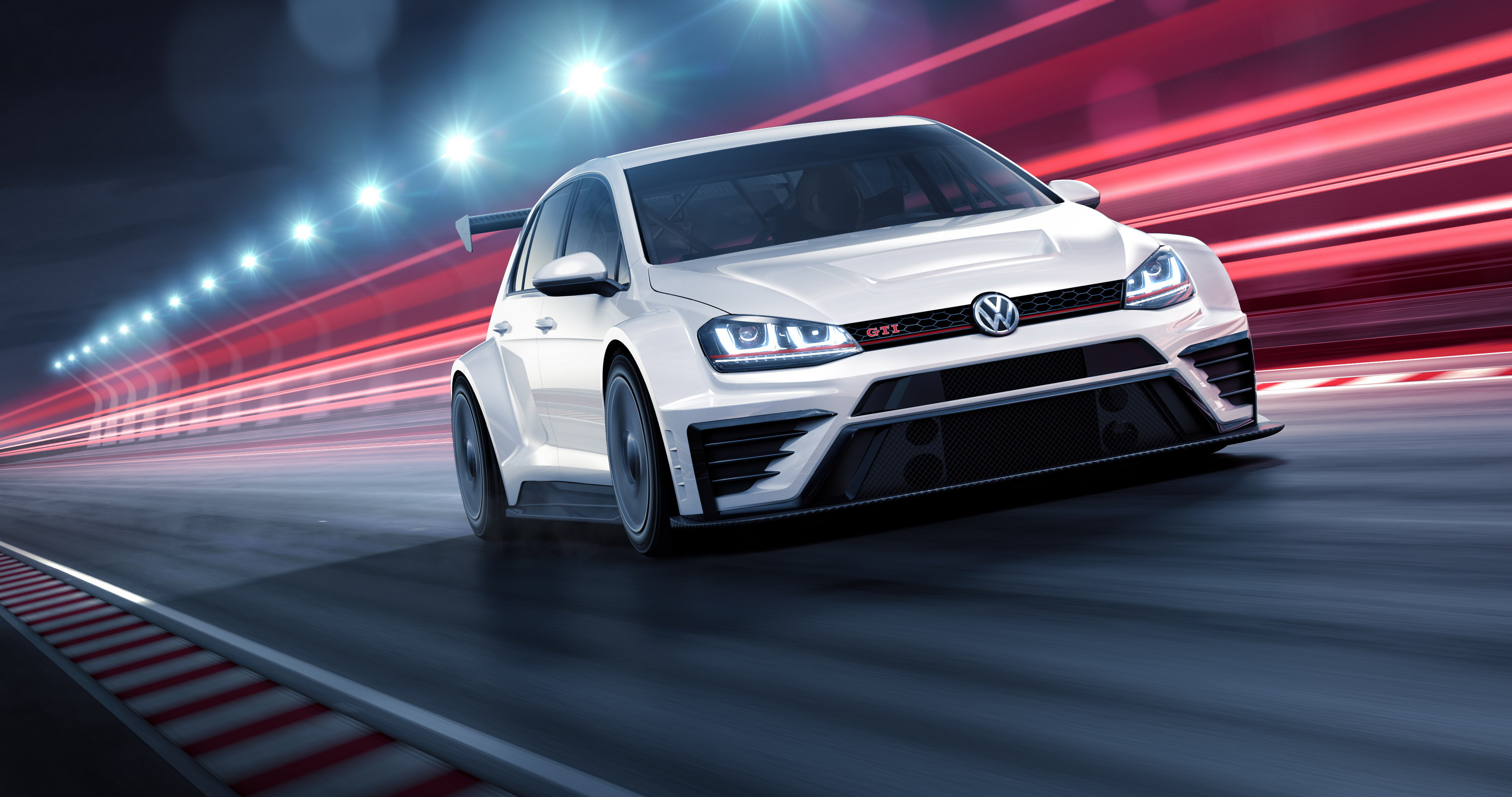 2016 Volkswagen Golf GTI TCR Review