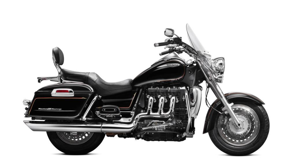 2016 Triumph Rocket III | Top Speed