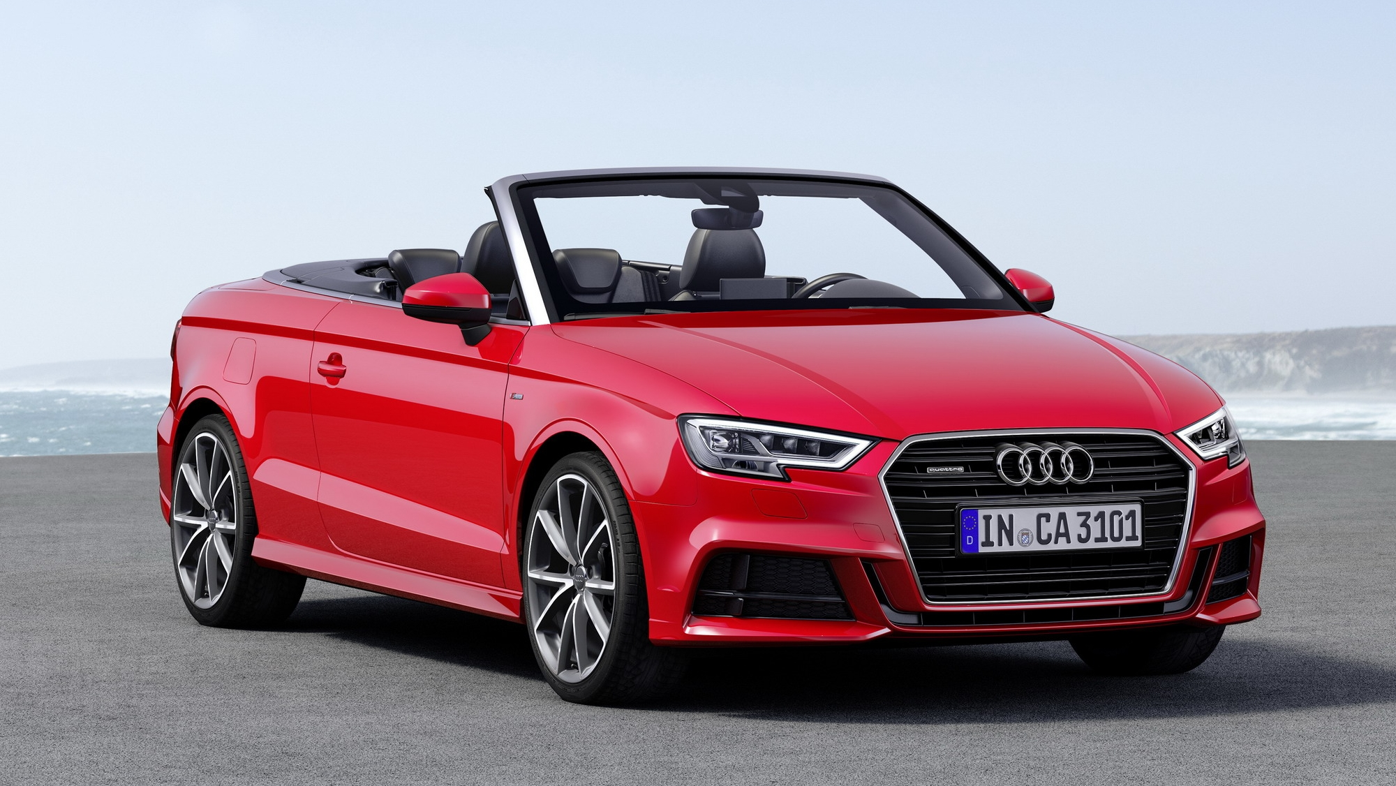 2017 - 2018 Audi A3 Convertible | Top Speed