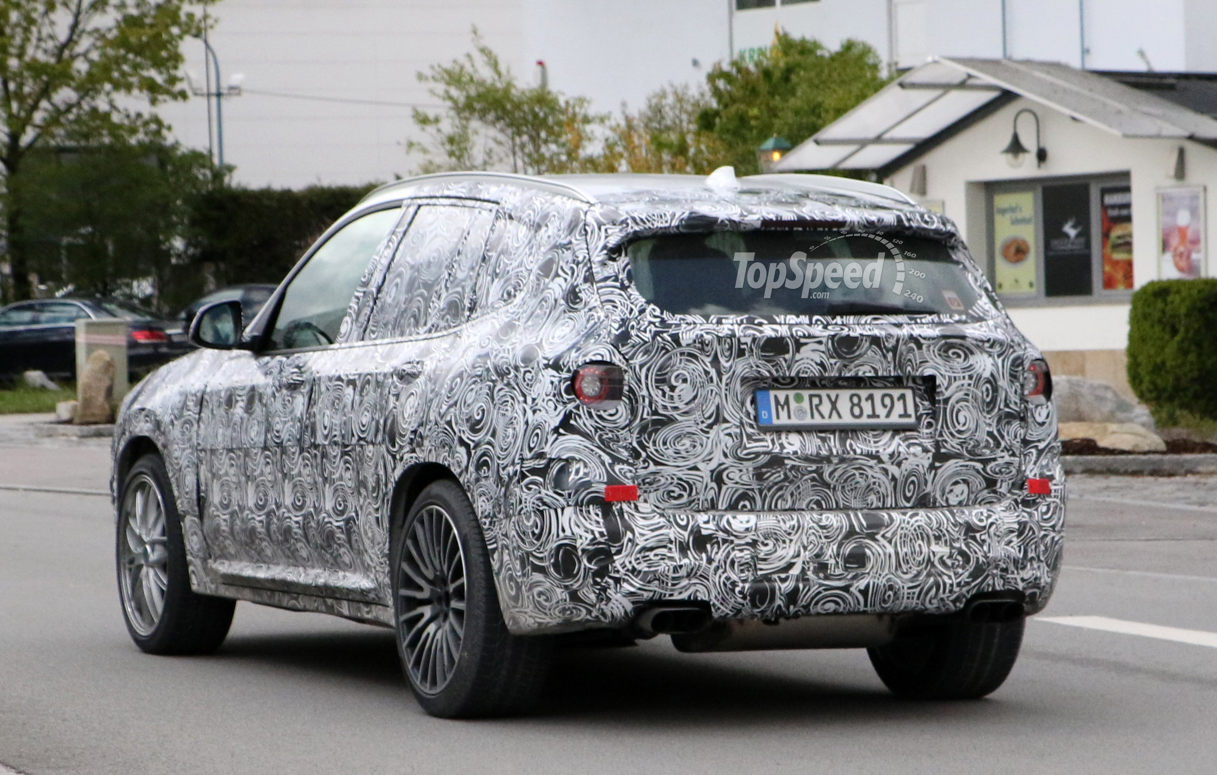 2019 BMW X3 M Review Top Speed