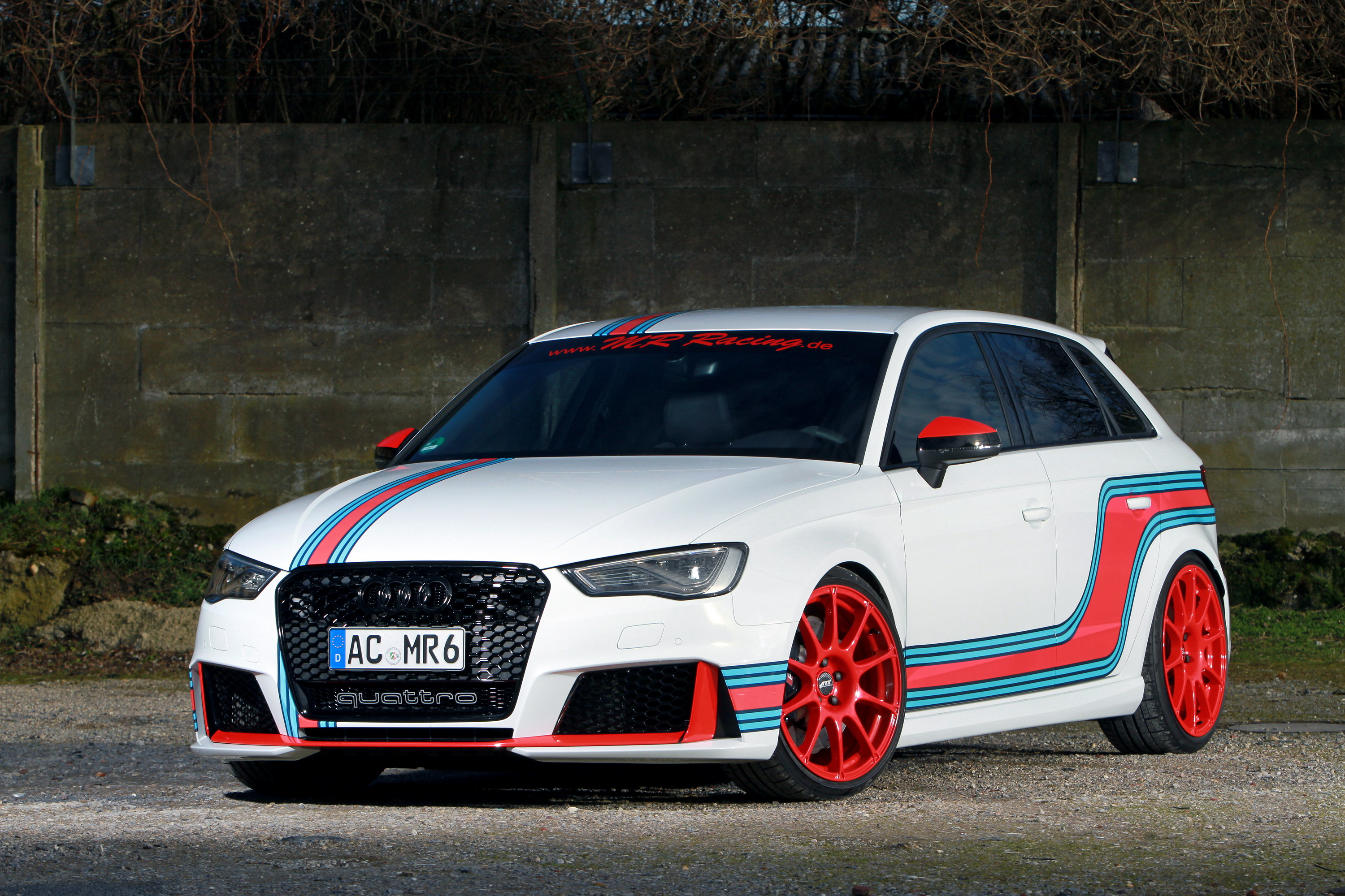 2016 Audi Rs3 By Mr Racing Top Speed