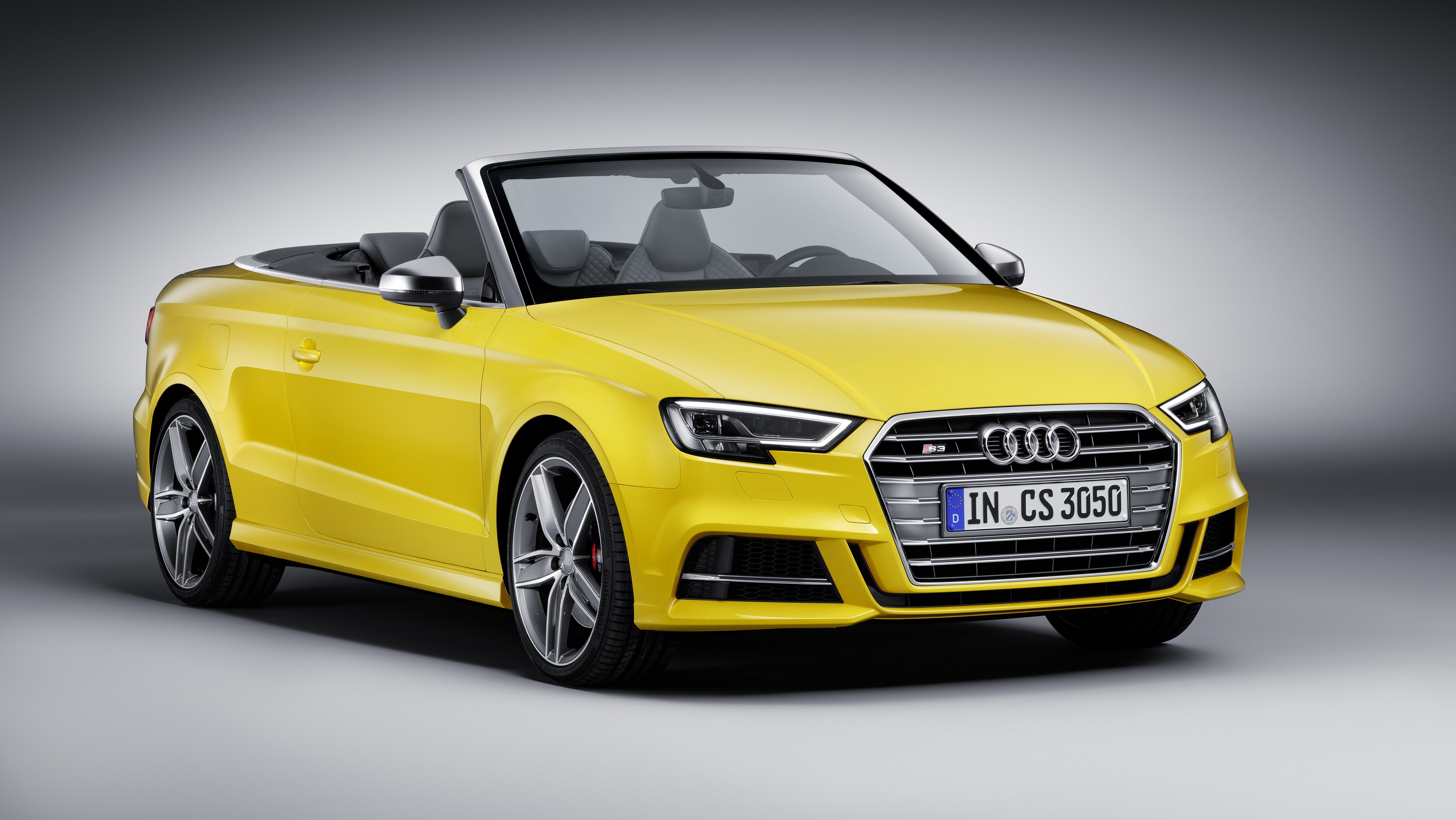 2017 Audi S3 Cabriolet Top Speed