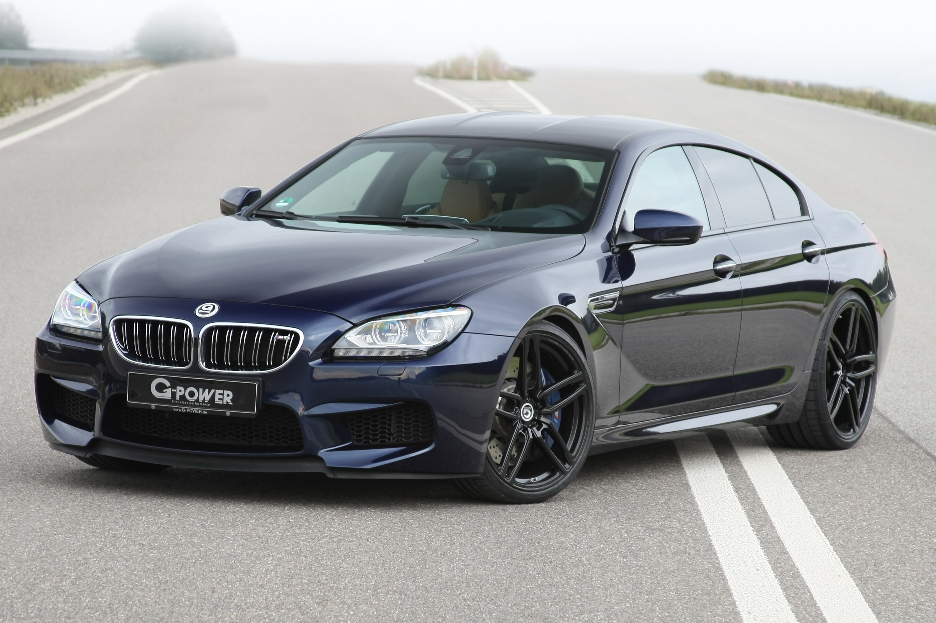 2016 BMW M6 Gran Coupe By G Power Review   Top Speed. »