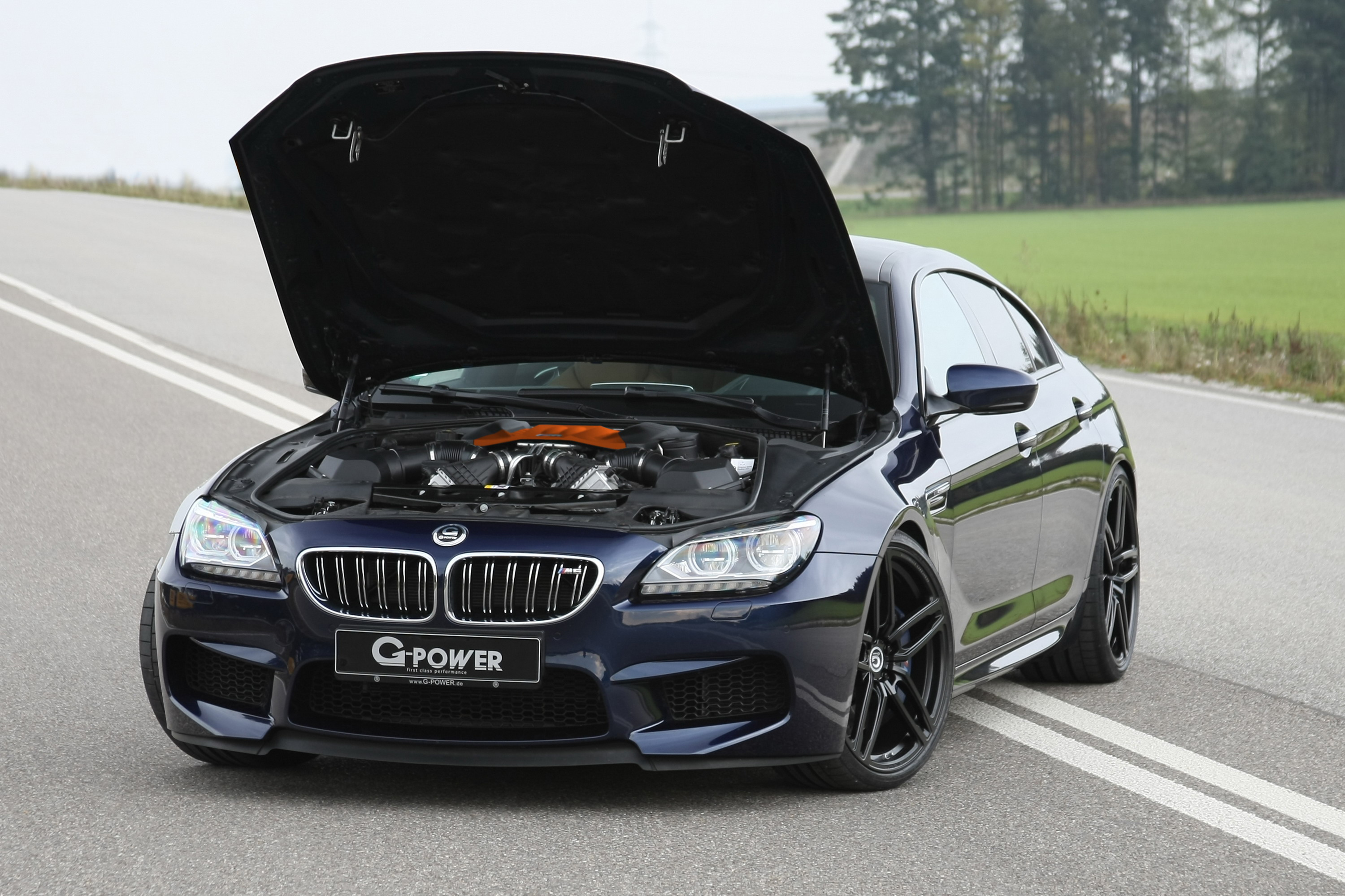 2016 Bmw M6 Gran Coupe By G Power Top Speed