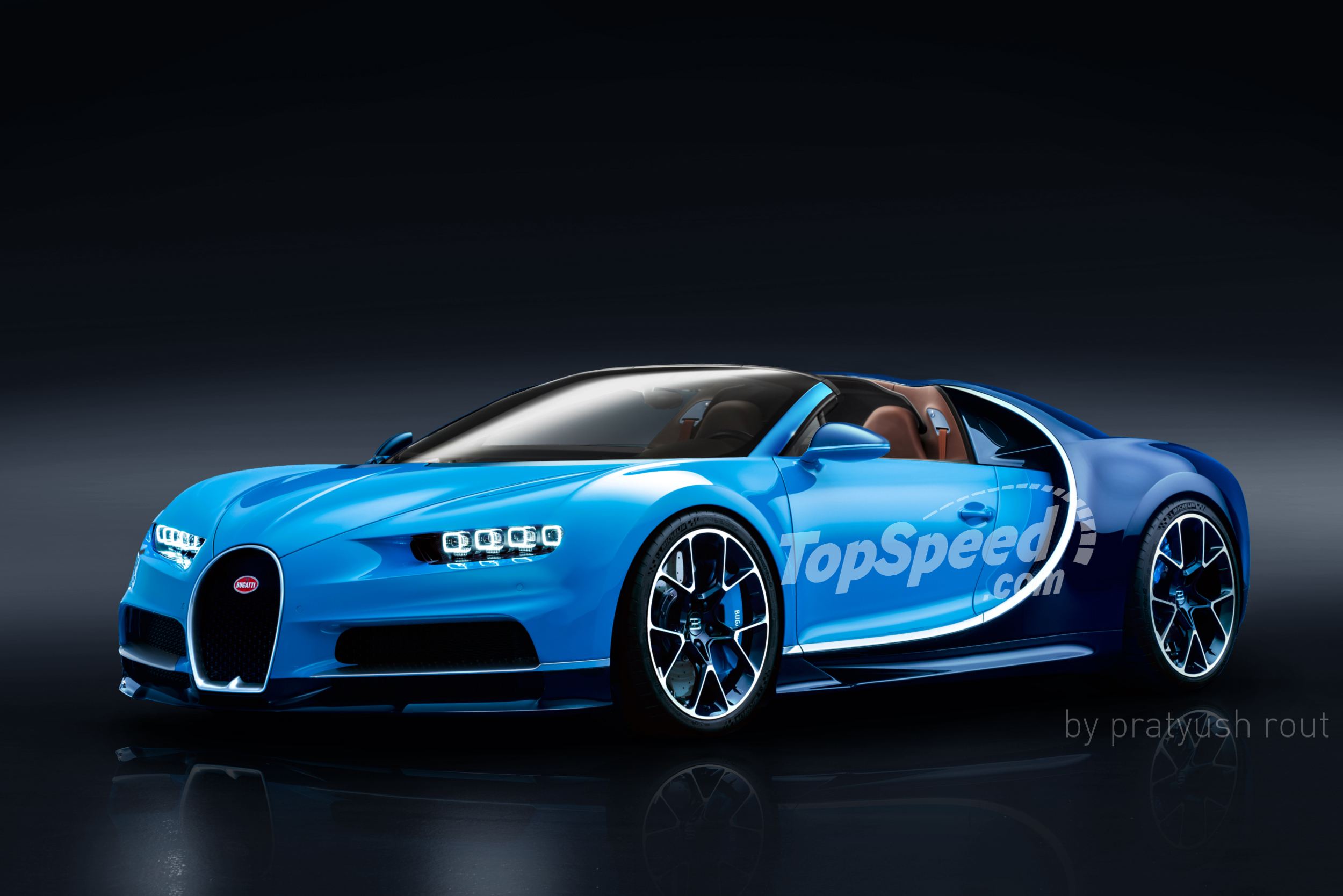 2020 Bugatti Chiron Grand Sport Top Speed