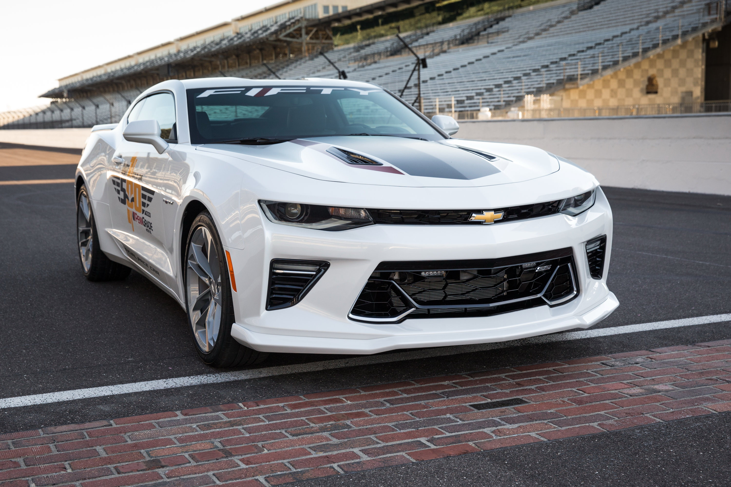 2016 Chevrolet Camaro Ss Indy 500 Pace Car Top Speed 1978