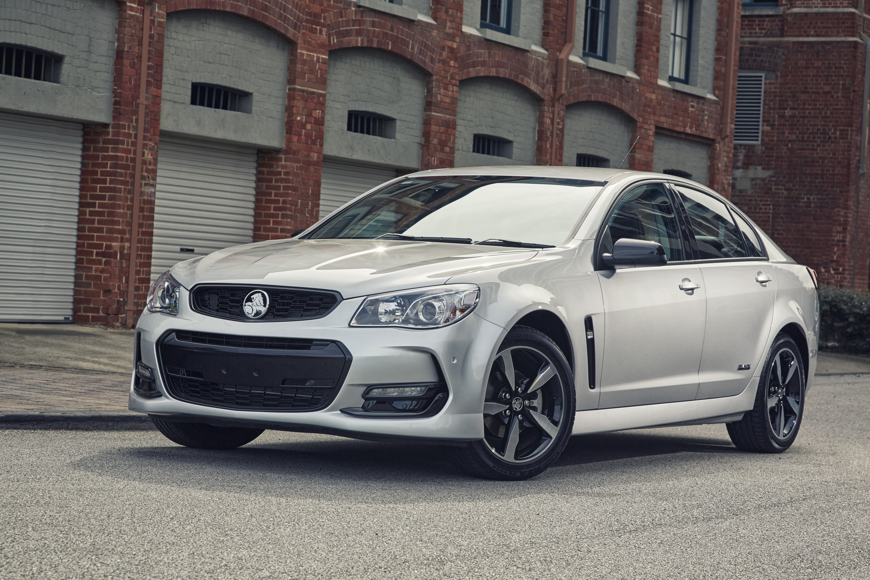 2016 Holden Commodore Black Edition   Top Speed. »