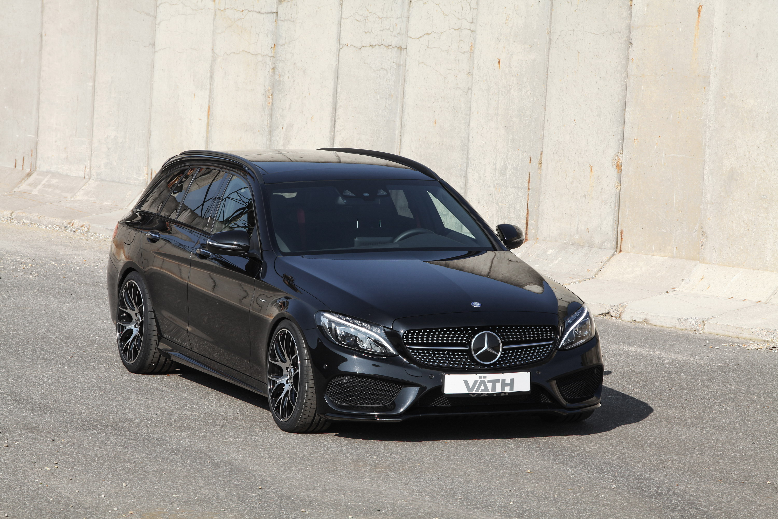 2016 Mercedes C450 Amg 4matic By Vath Top Speed