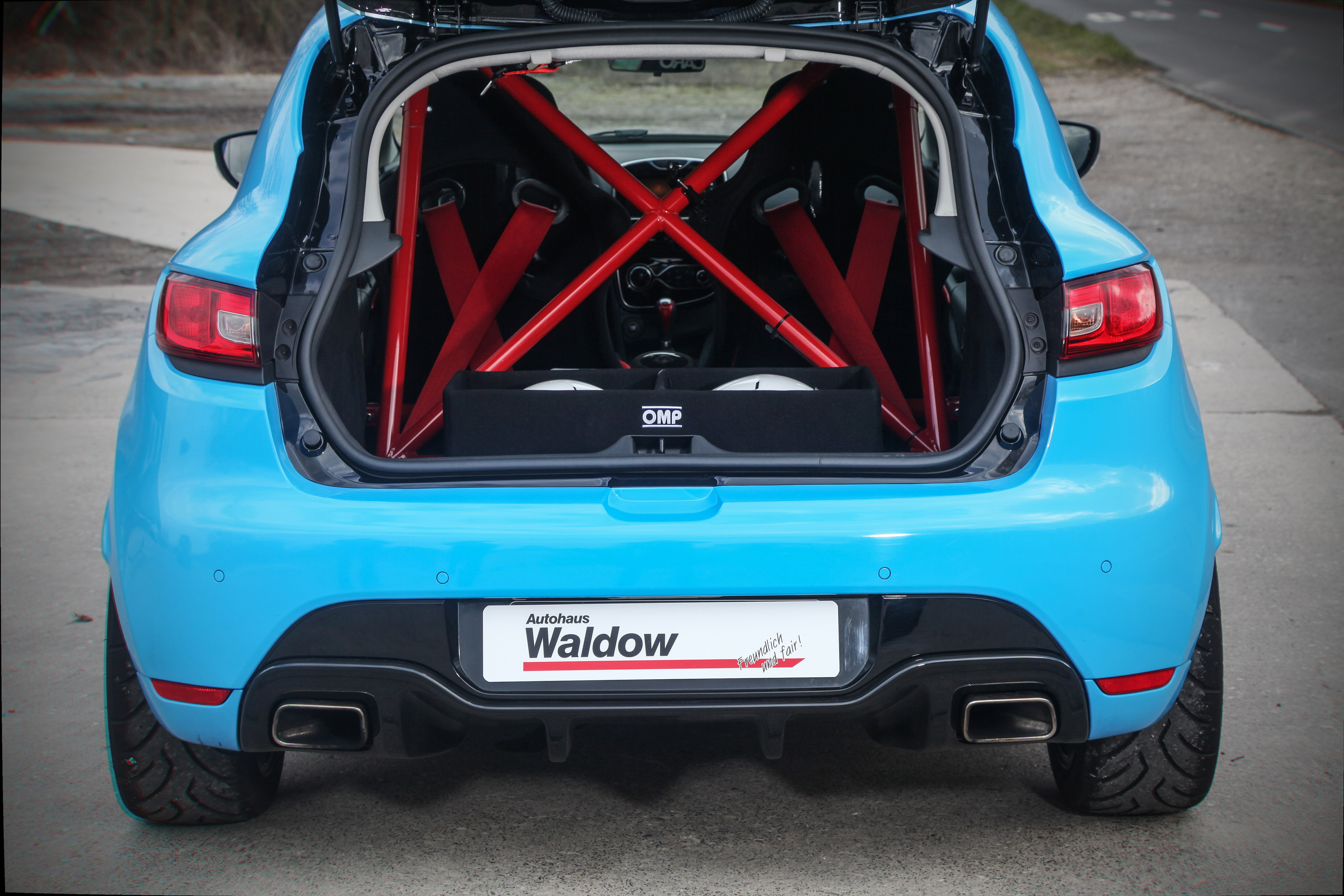 2016 Renault Clio 220 Trophy EDC By Waldow Performance | Top