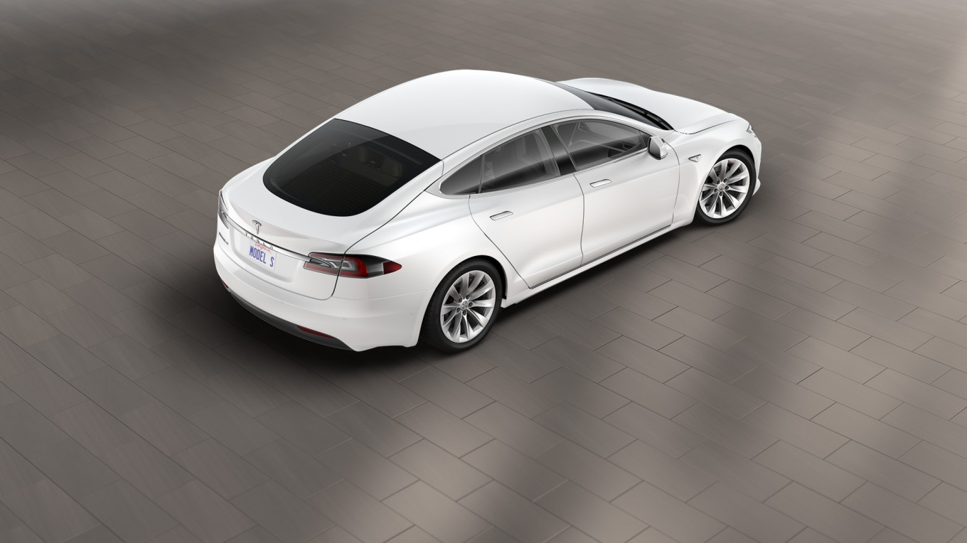 2017 Tesla Model S Review Top Speed