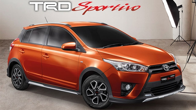2016 Chevy Cars >> 2016 Toyota Yaris TRD Sportivo | Top Speed