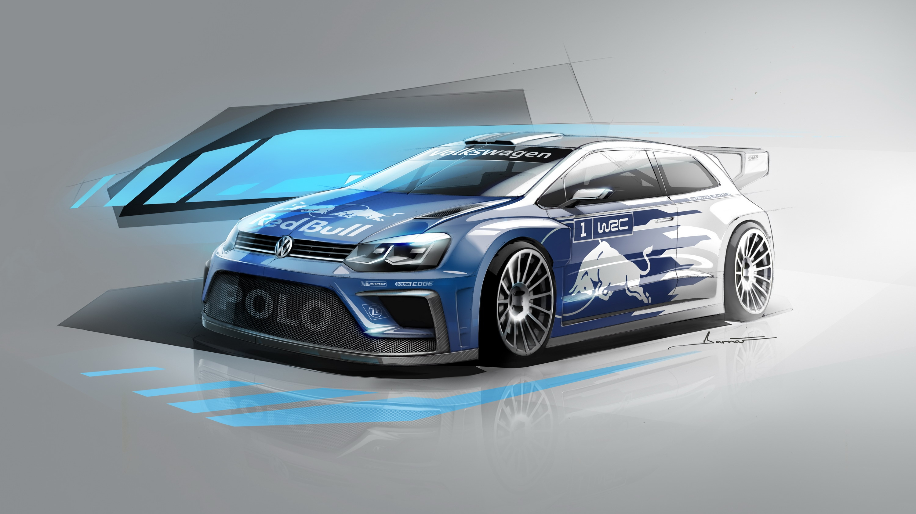 2017 Volkswagen Polo R Wrc Pictures Photos Wallpapers Top Speed