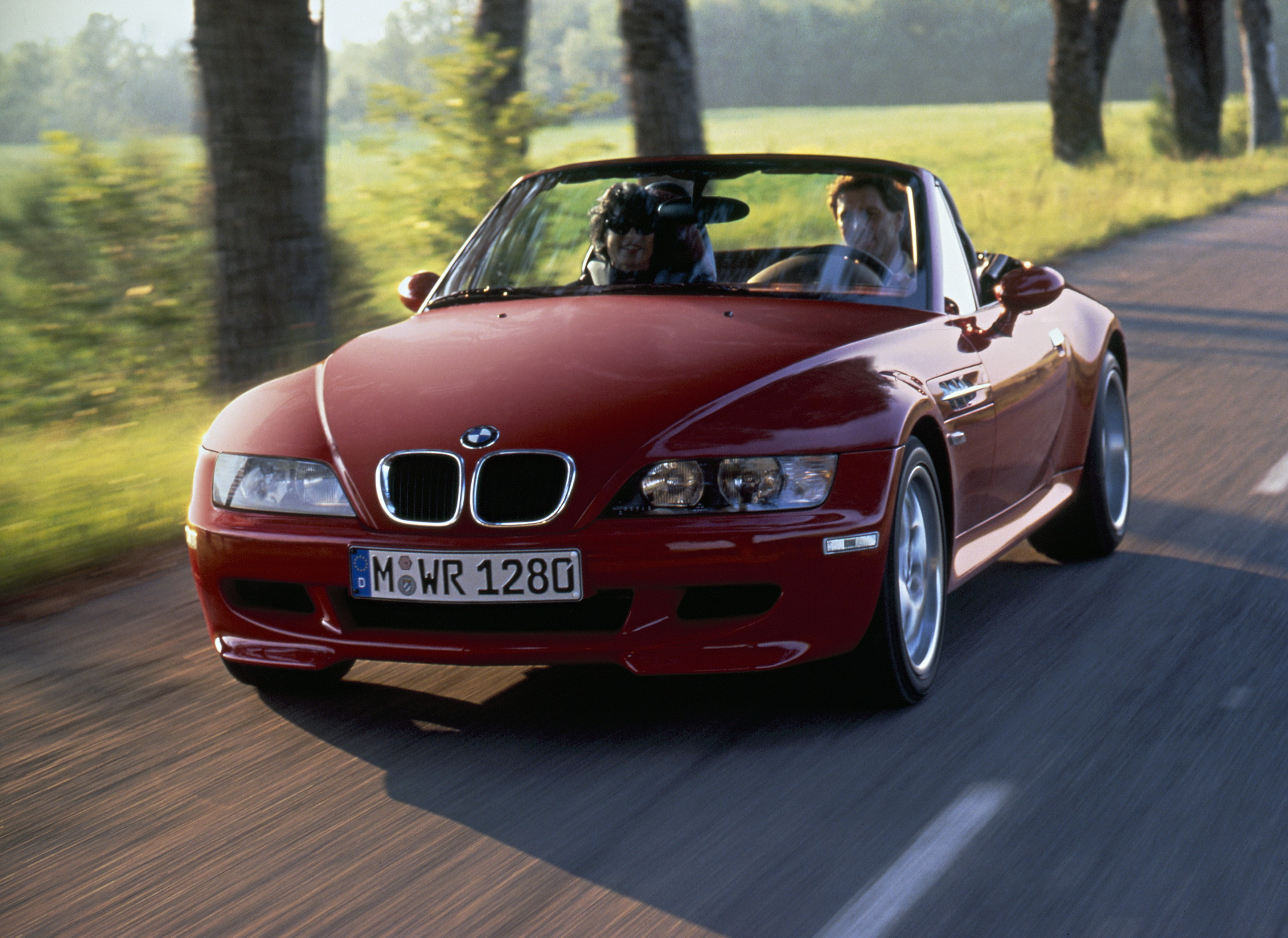 1998 2002 Bmw M Roadster Top Speed