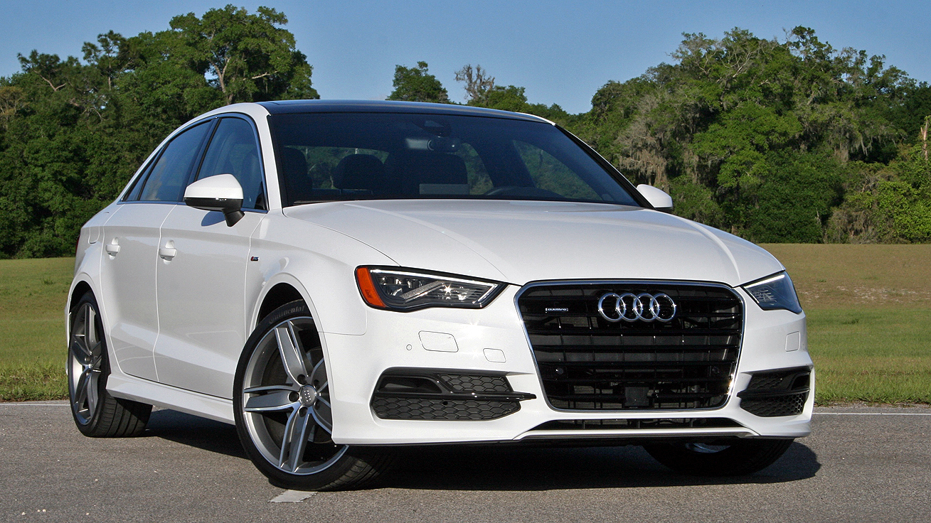 2016 audi a3 driven top speed. Black Bedroom Furniture Sets. Home Design Ideas