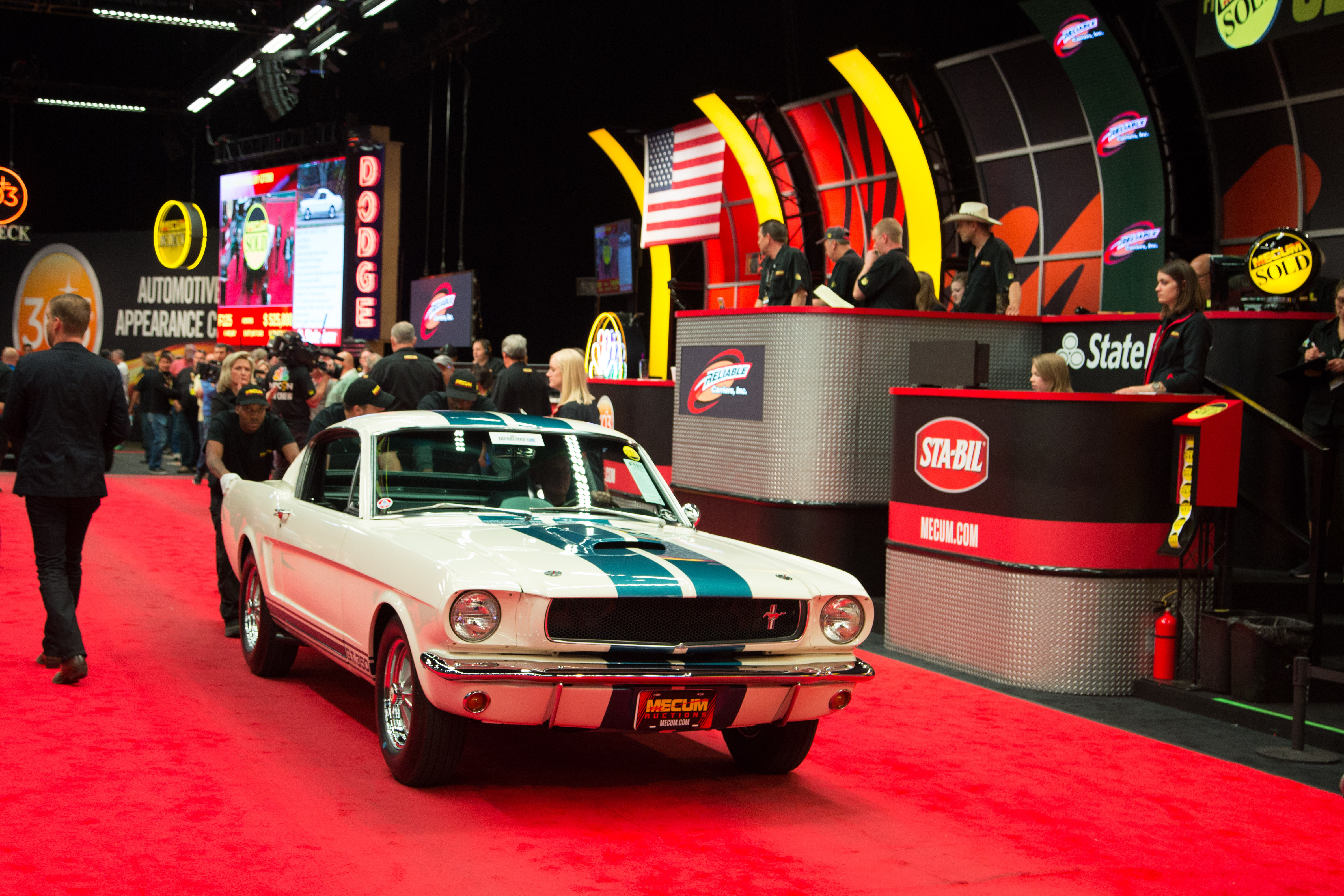 2016 Mecum Auction Indianapolis – Recap | Top Speed