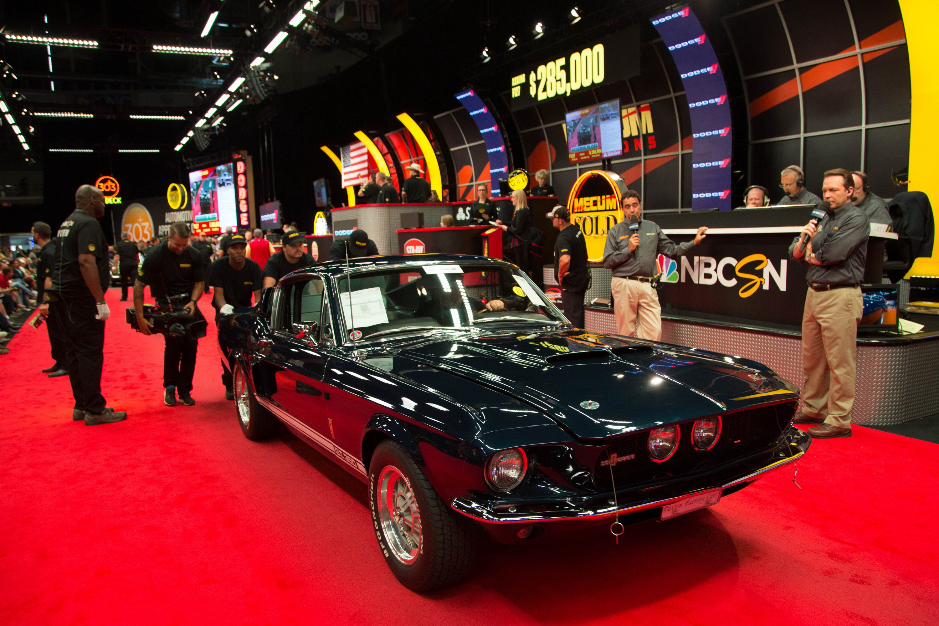 2016 Mecum Auction Indianapolis – Recap News - Top Speed