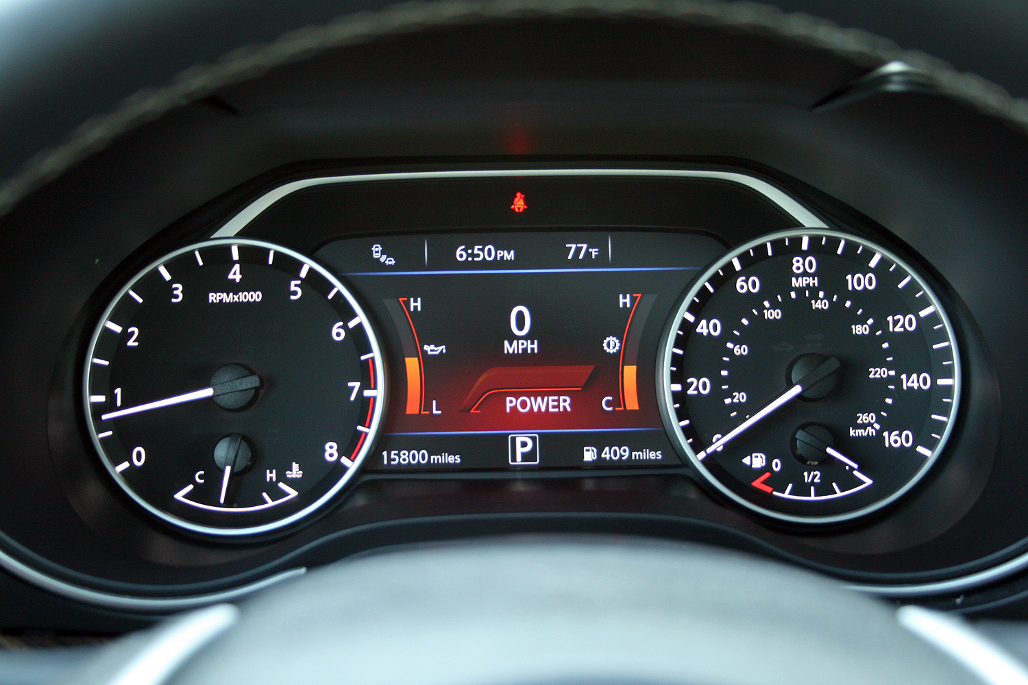 2016 Nissan Maxima Driven Top Speed