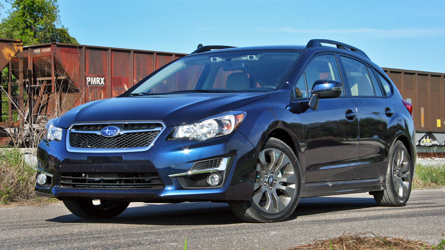2016 subaru impreza sport limited driven review. Black Bedroom Furniture Sets. Home Design Ideas