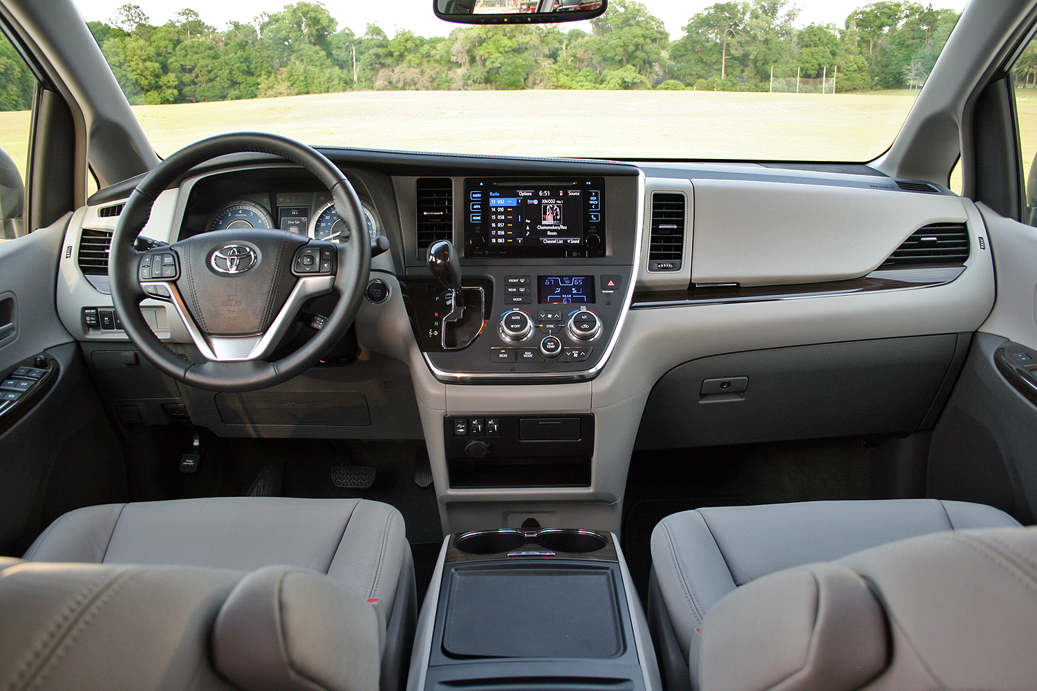 5dimes review 2016 toyota sienna