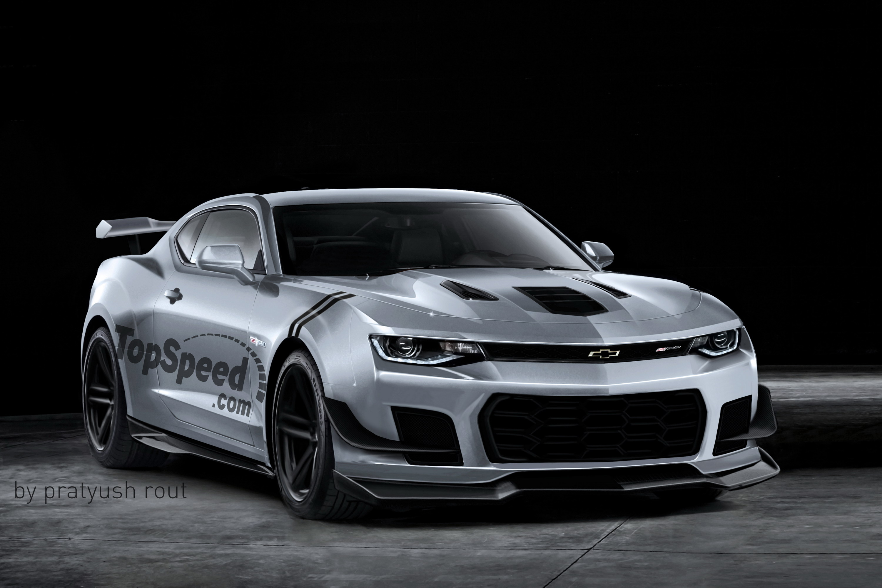 2018 Chevrolet Camaro Z 28 Review Top Speed