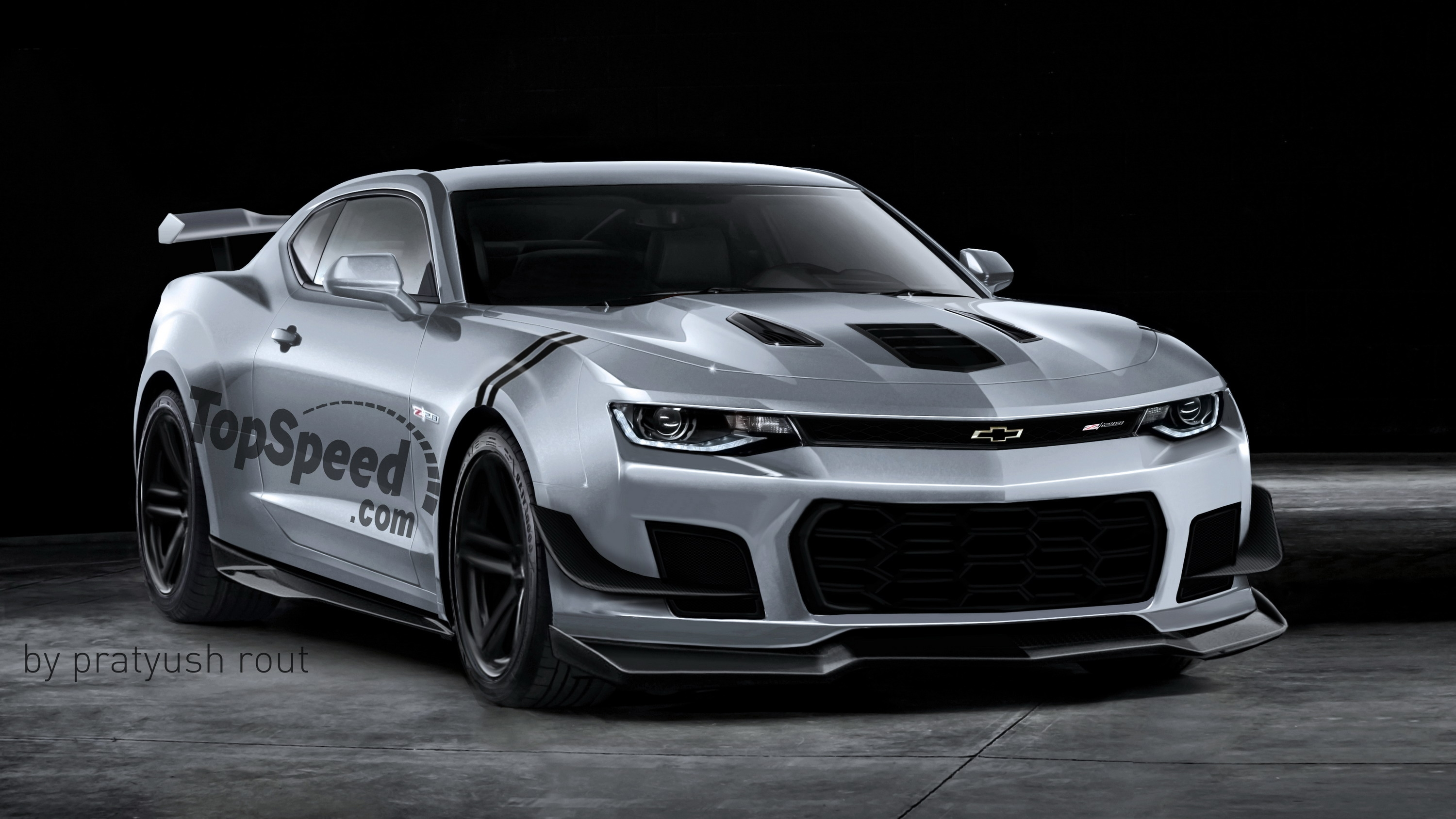 The z 28 nameplate was revived in 2013 for the fifth generation camaro the iconic name returned after 46 years as a track ready version of the road going