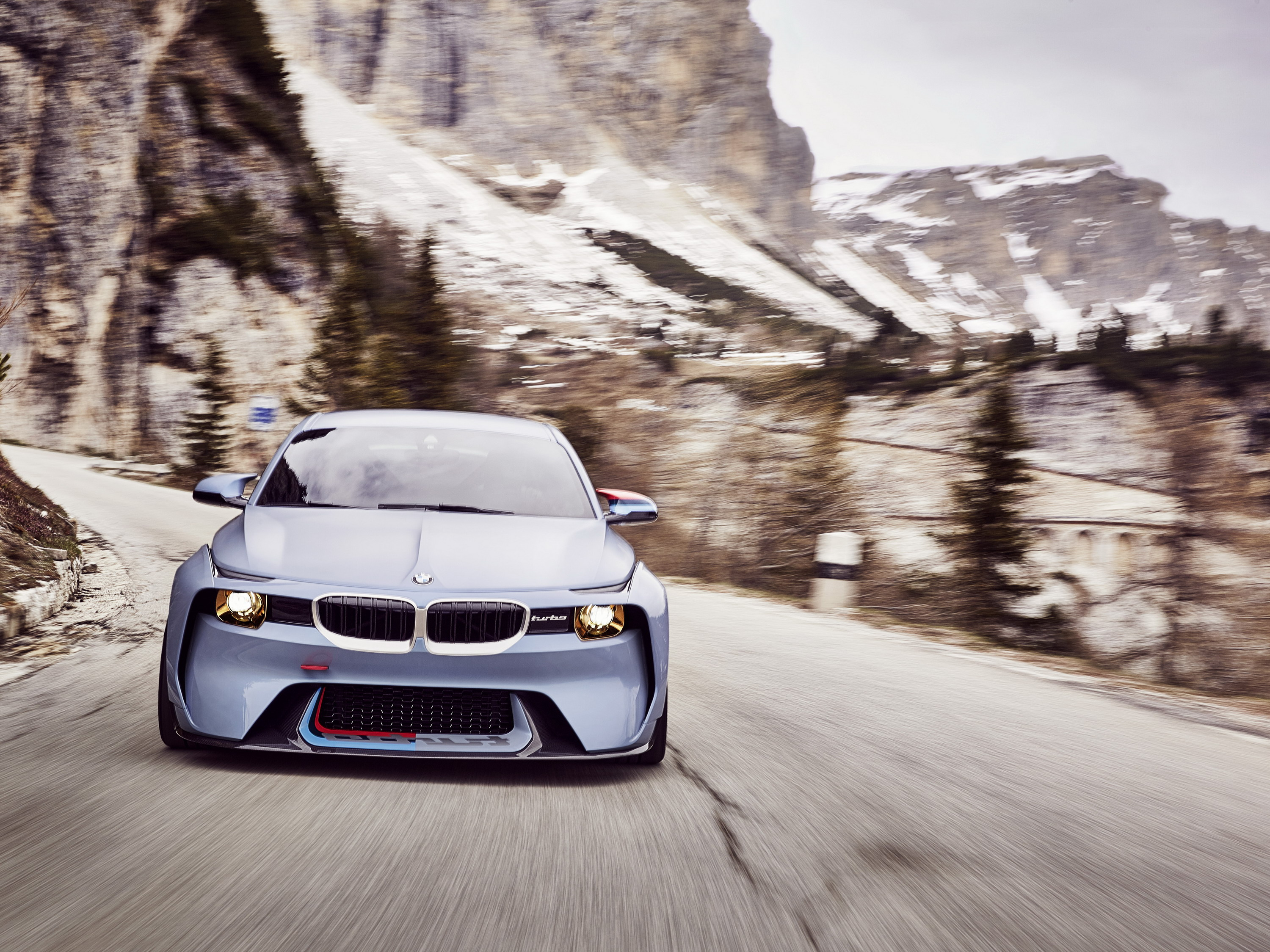 BMW Hommage Review Top Speed - Bmw 2002 series