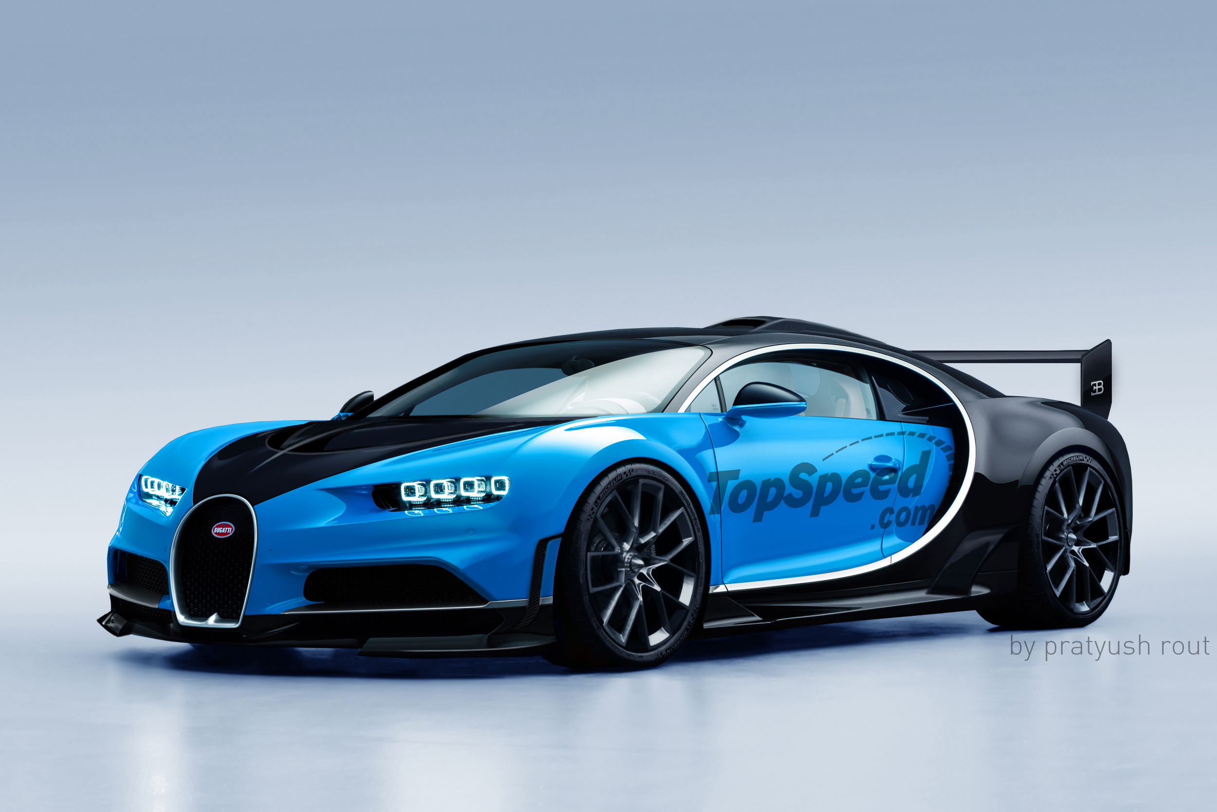 2021 Bugatti Chiron Super Sport Top Speed
