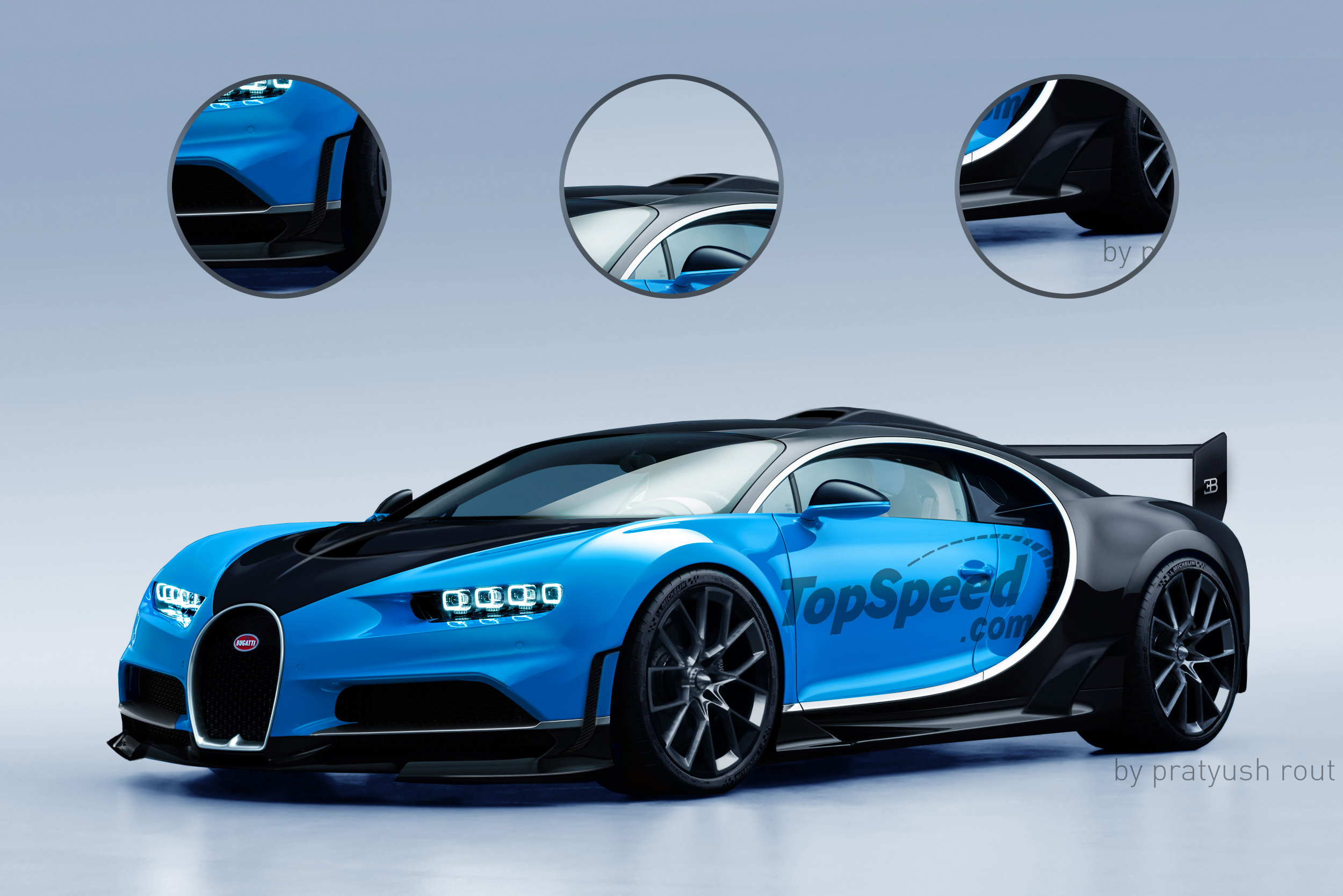 2018 Bugatti Chiron Sport Top Speed
