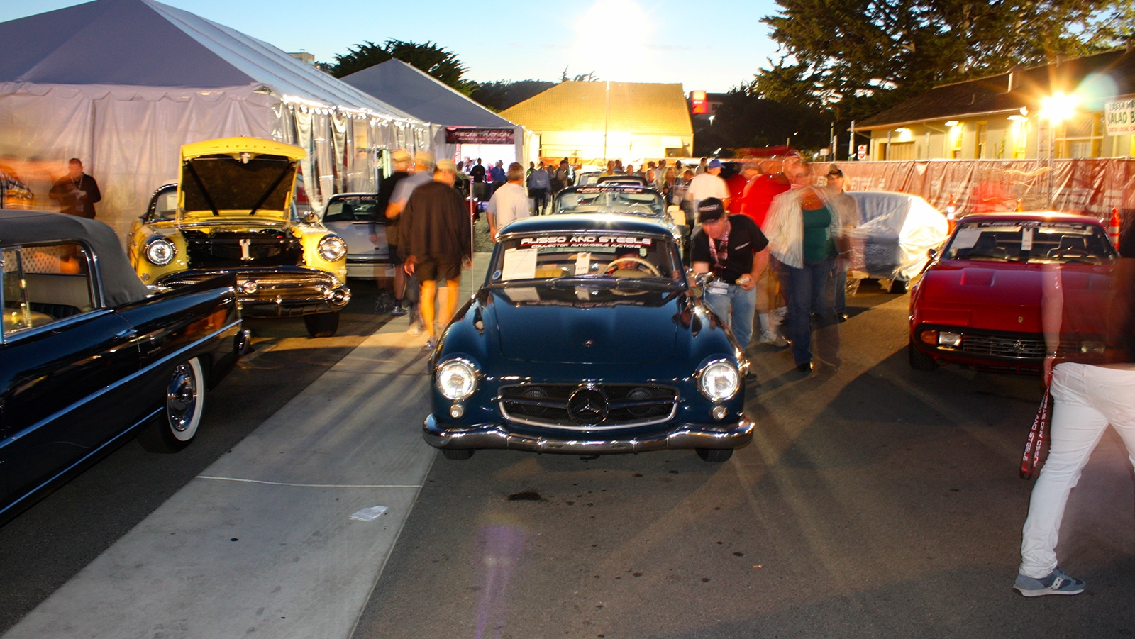 Collector Cars – Sound Investment, Or Economic Bubble? News ...