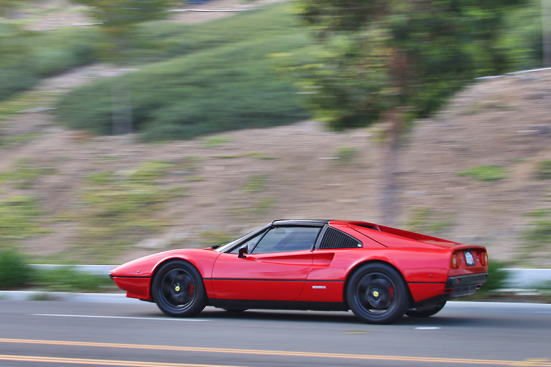 1978 ferrari 308 gts by electric gt review top speed. Black Bedroom Furniture Sets. Home Design Ideas