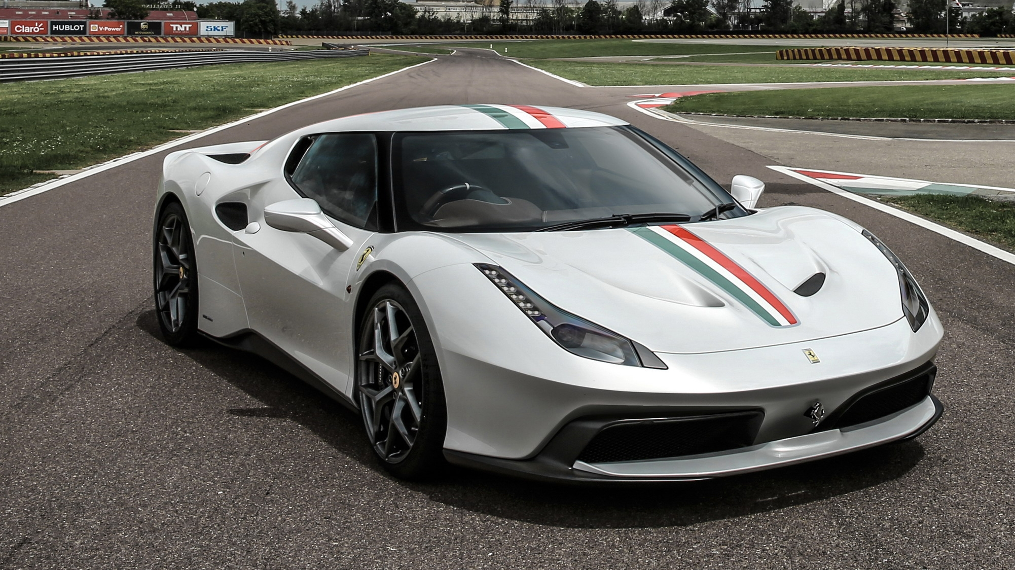 2016 Ferrari 458 MM Speciale | Top Speed. »