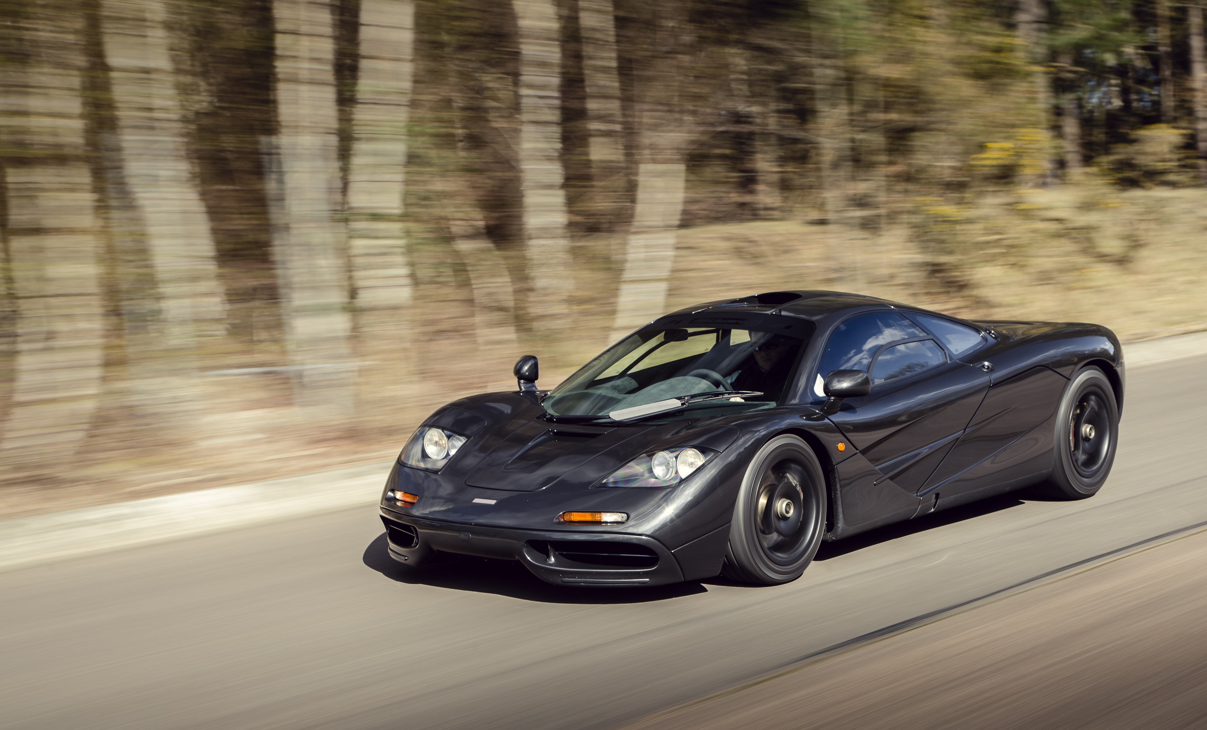mclaren f1 ownership doesn't come cheap: video picture. | top speed