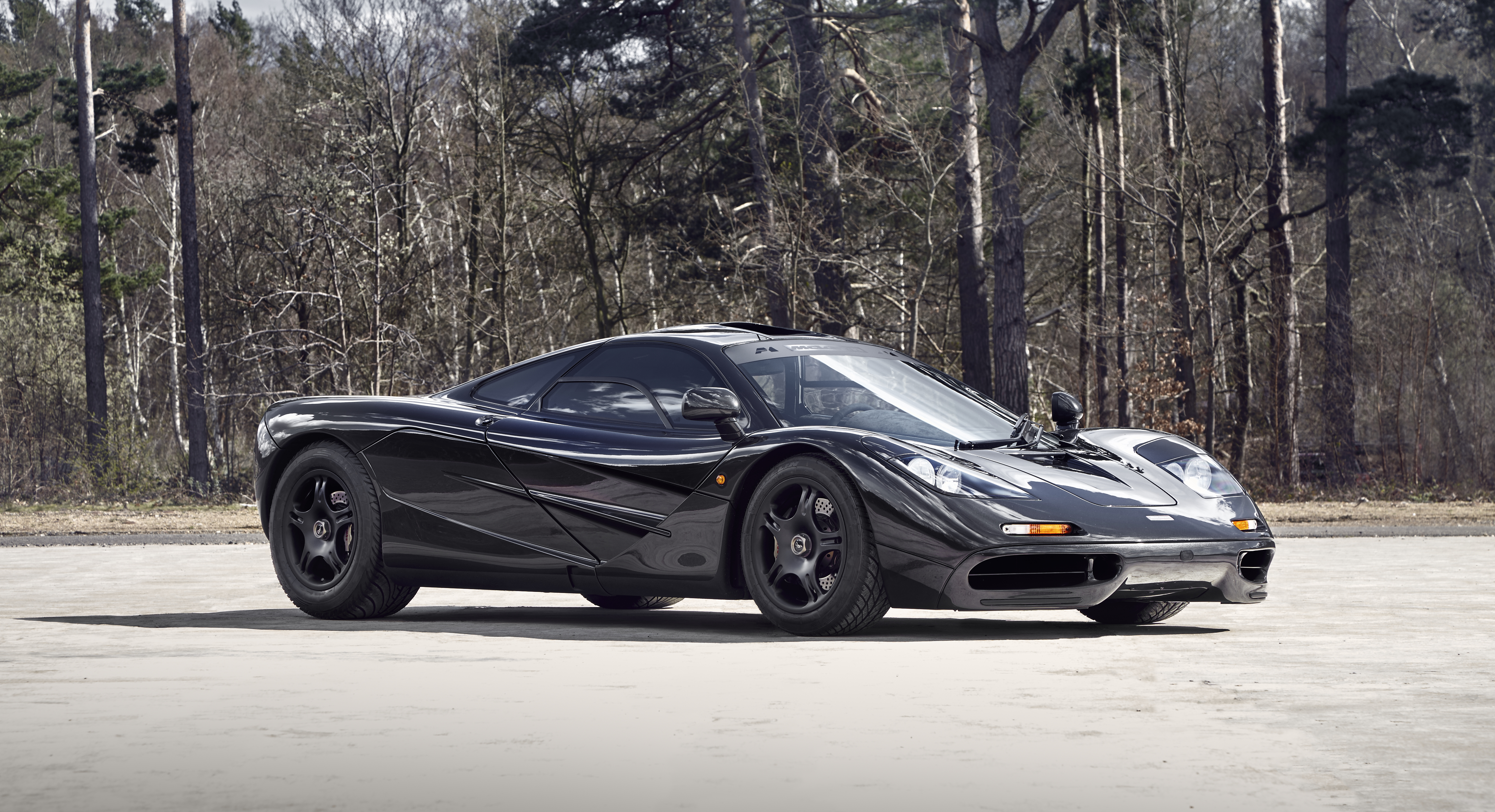 Spied? Is This An Early Prototype Of The McLaren BP23 Supercar And