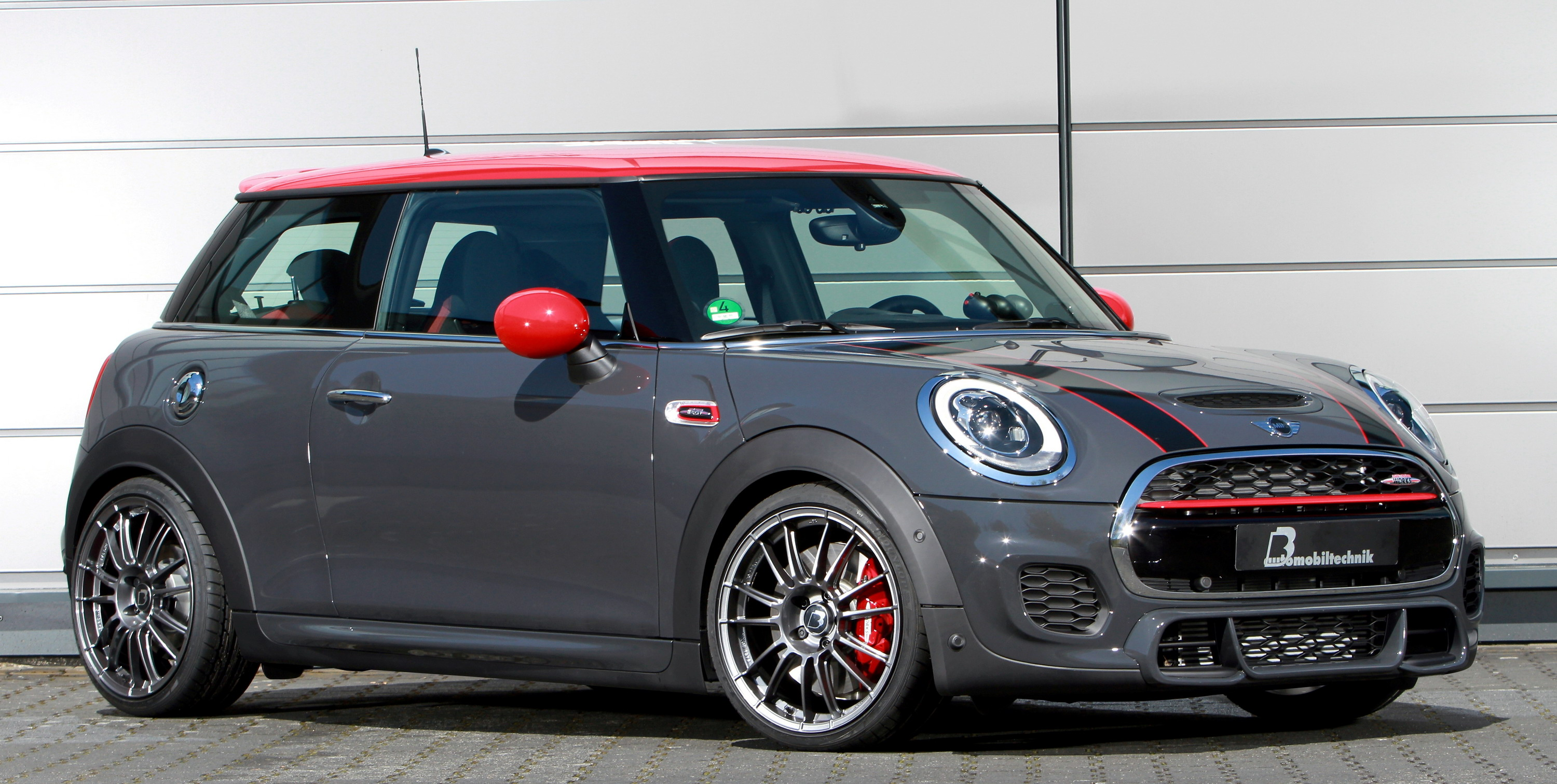 2016 Mini Cooper John Cooper Works By Bb Automobiltechnik Top Speed