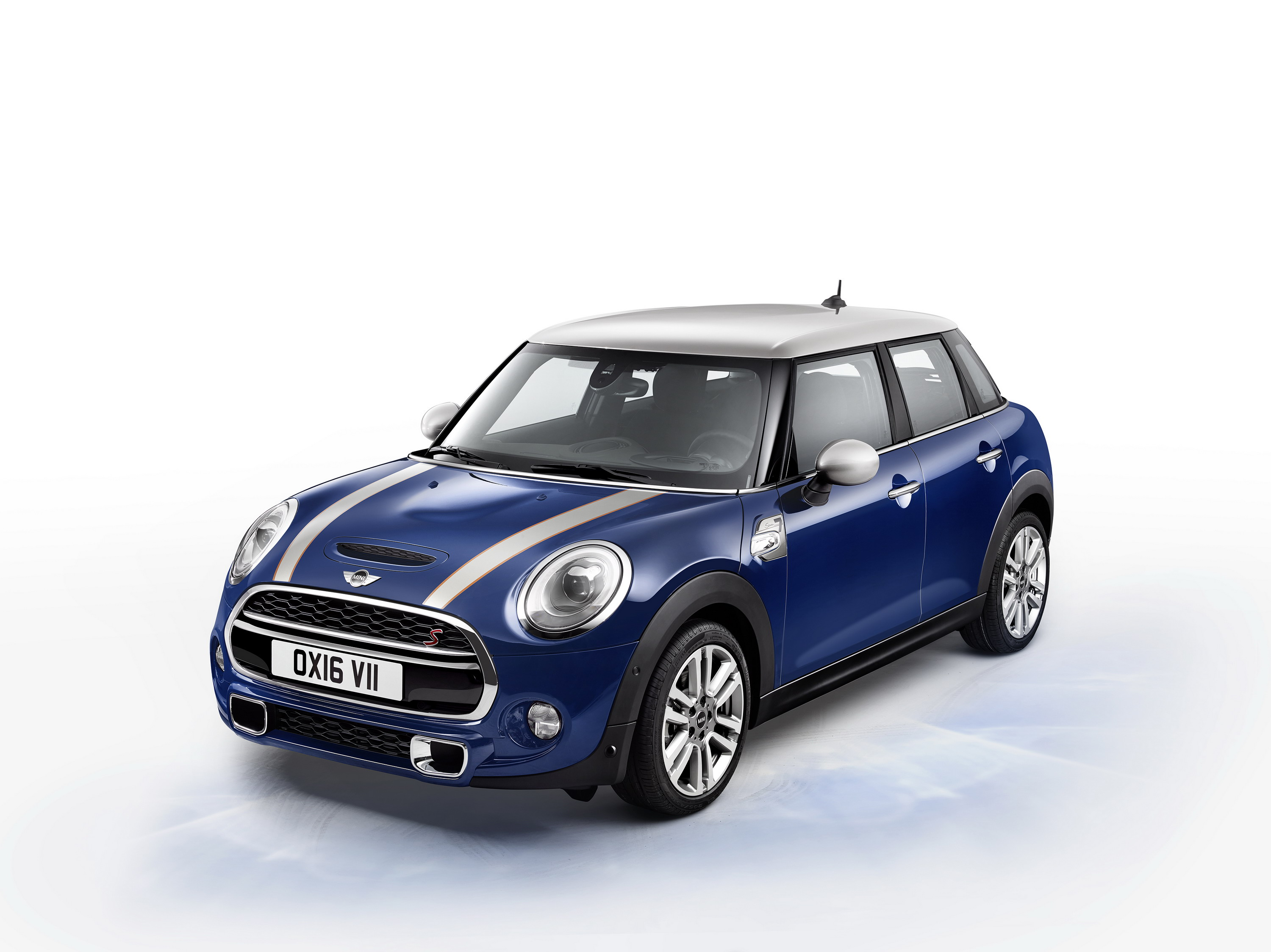2017 Mini Seven Top Speed