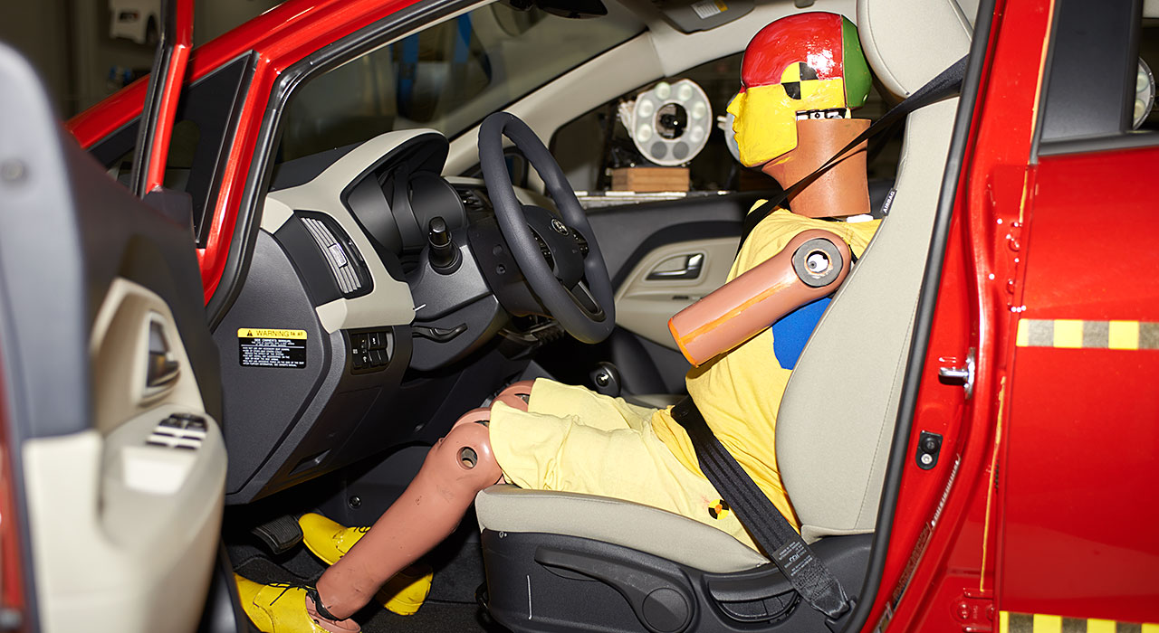 NHTSA To Introduce Rear-seat Test Dummies In Car Safety Tests News
