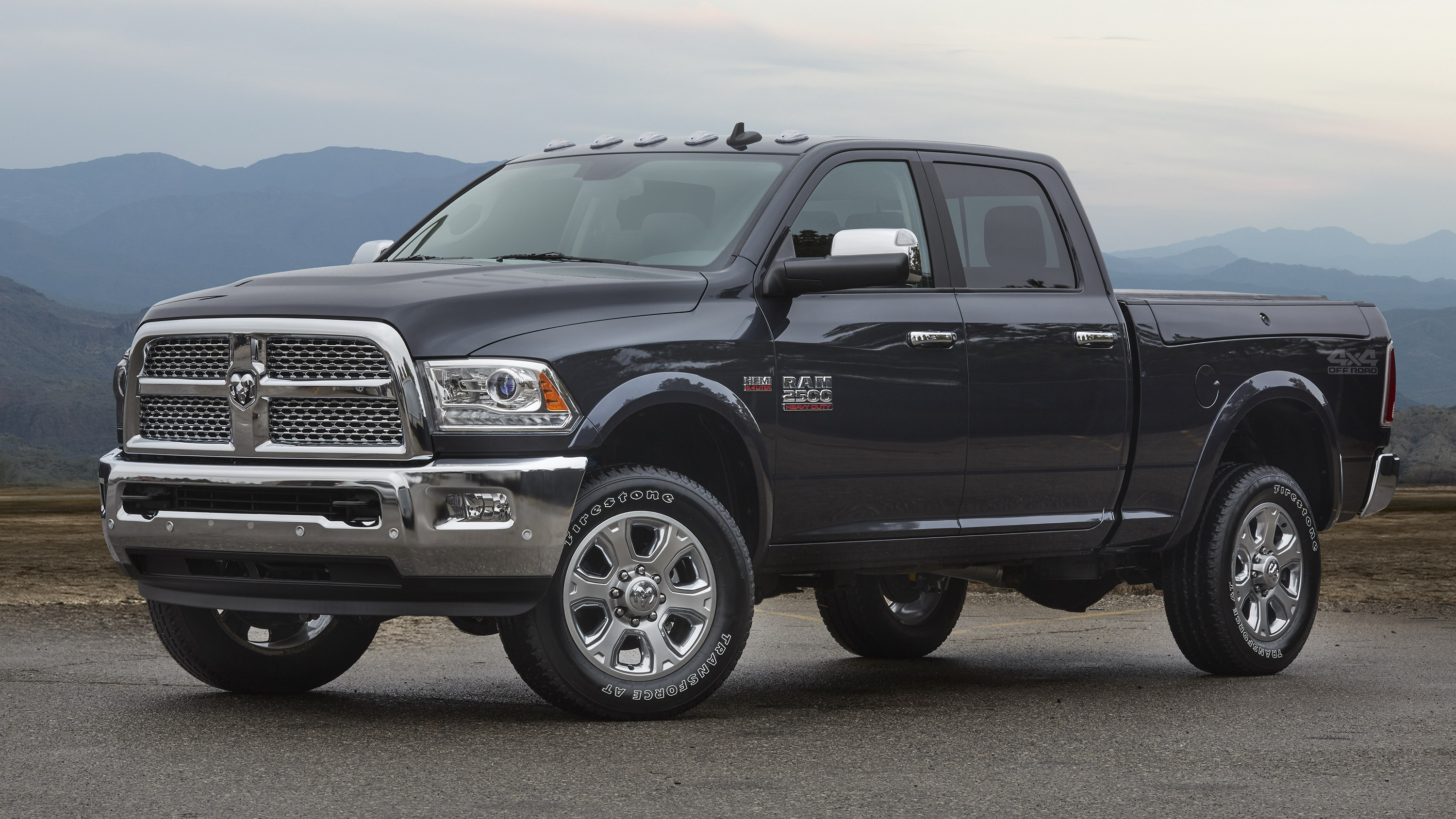 2017 Ram 2500 Slt >> Ram Bringing Full Off-road Truck Lineup To 2016 Overland Expo | Top Speed
