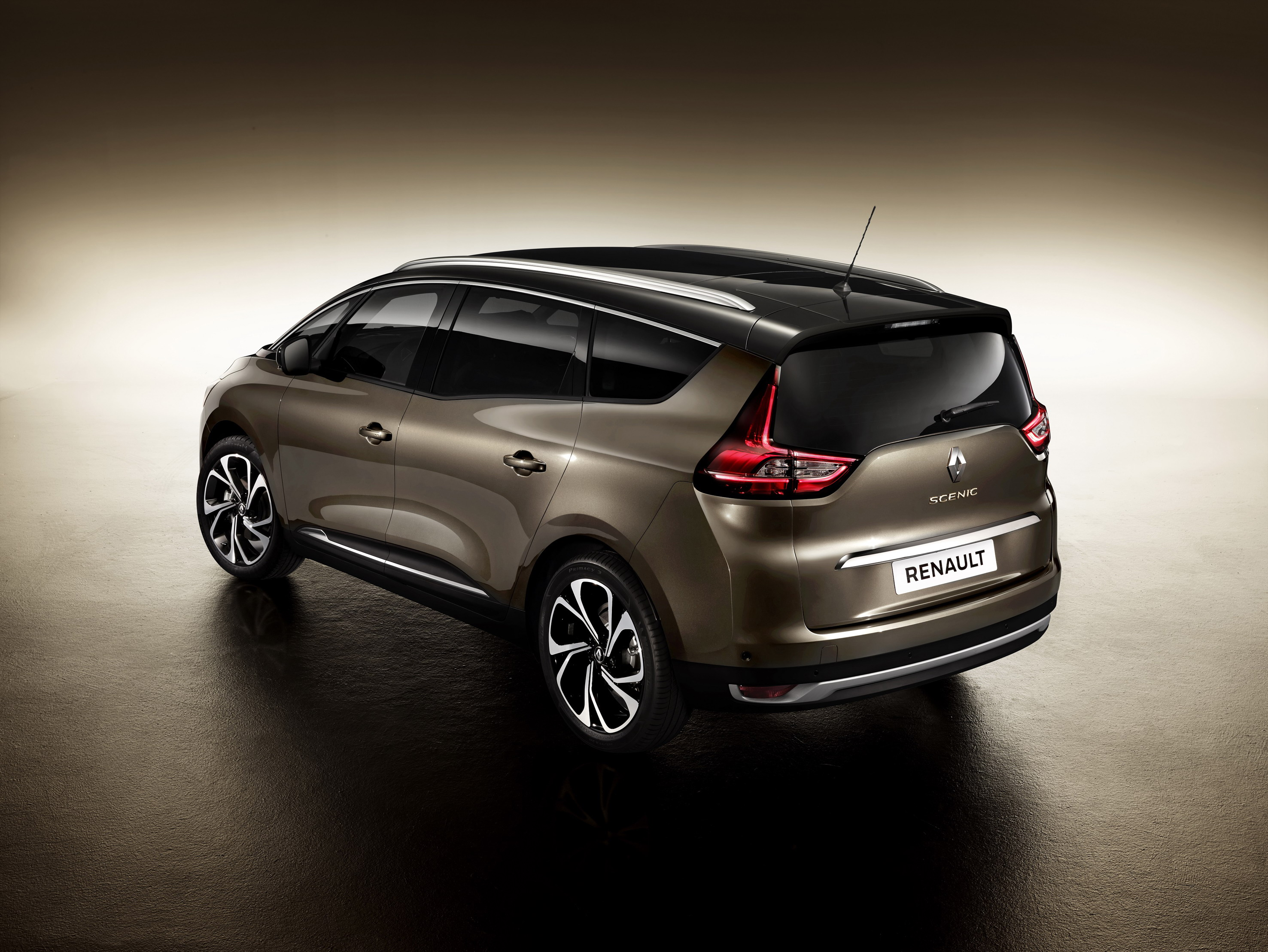 2017 Renault Grand Scenic Top Speed