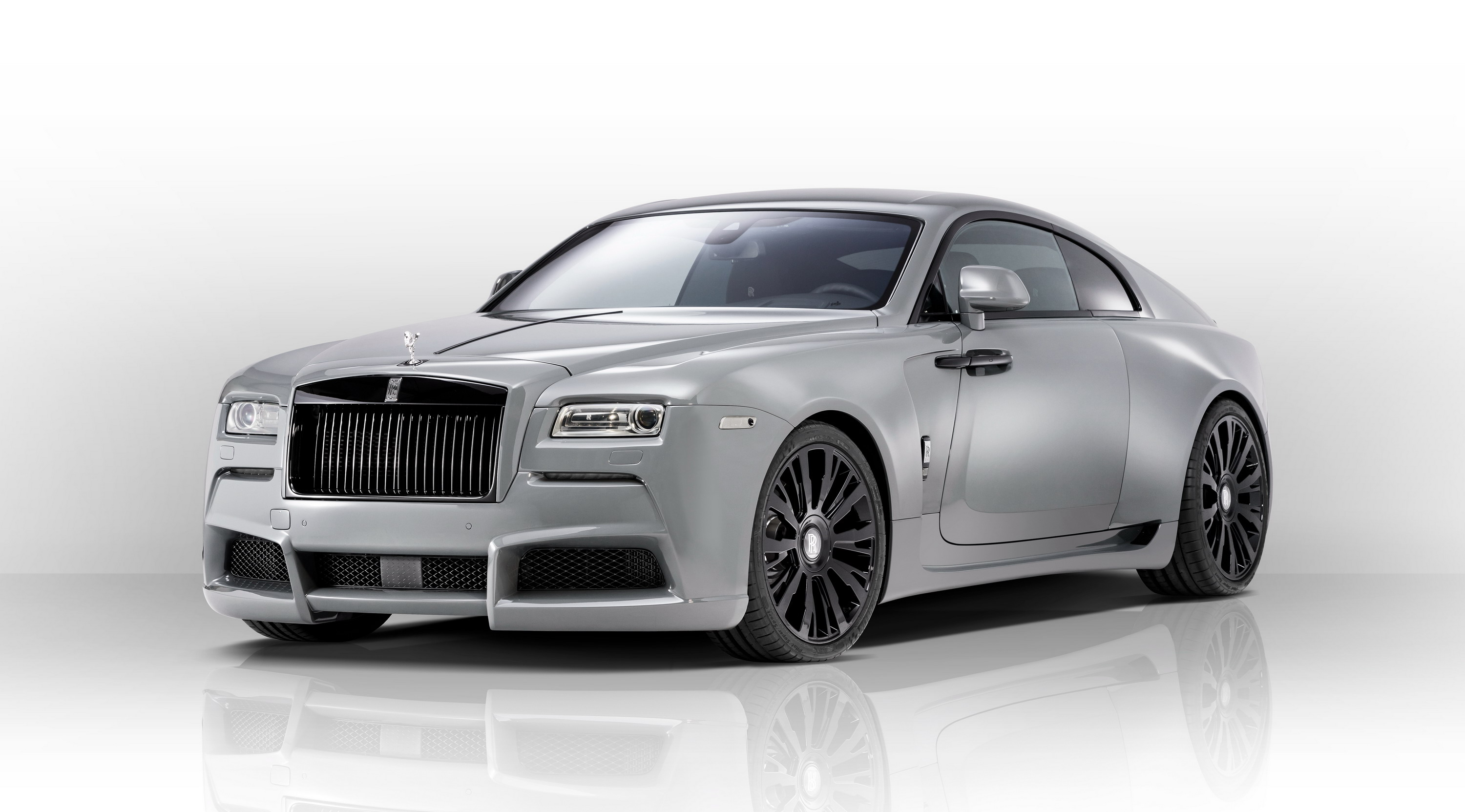 2016 Rolls Royce Wraith Overdose By Spofec Top Speed