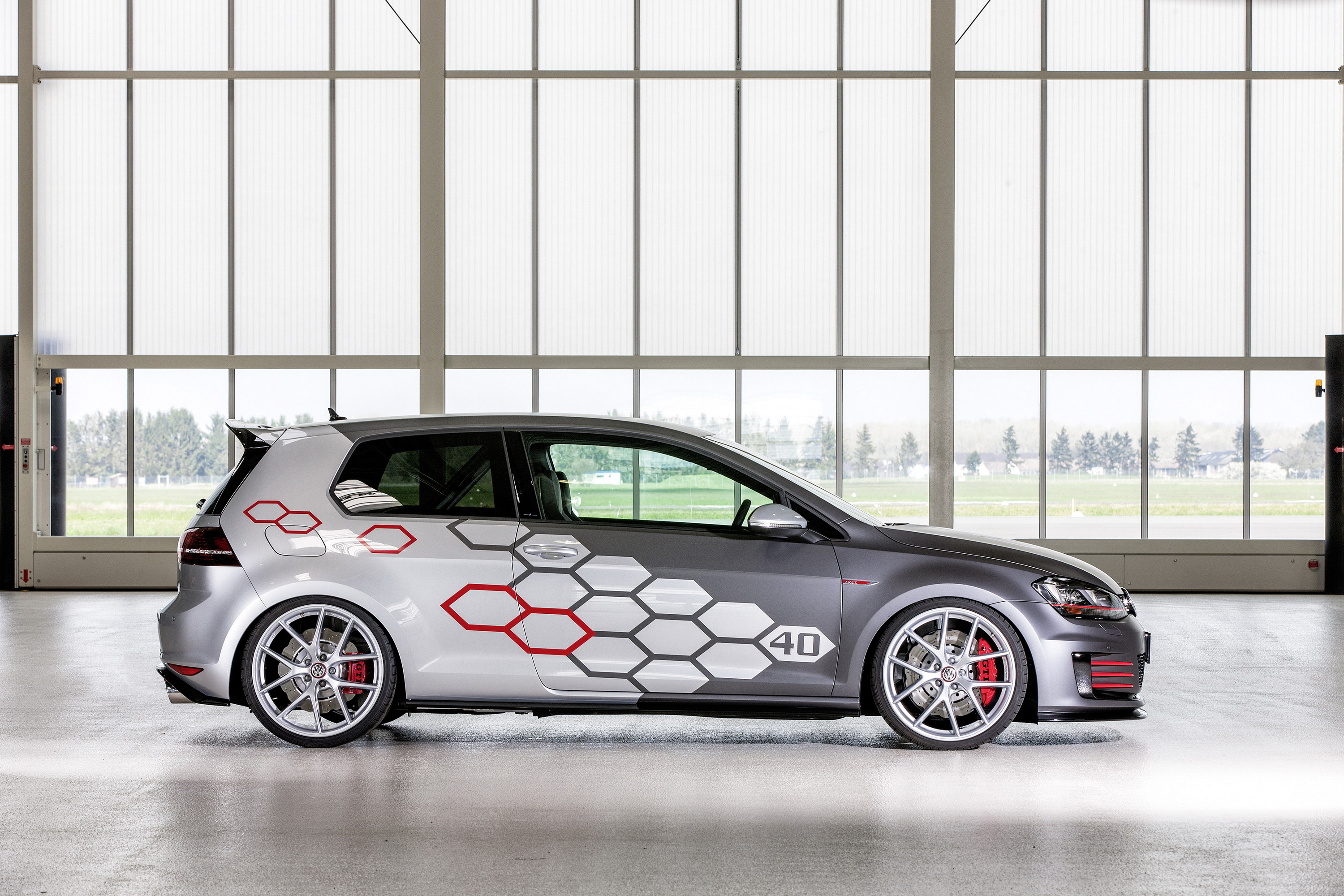 2016 Volkswagen Golf GTI Heartbeat Review   Top Speed. »