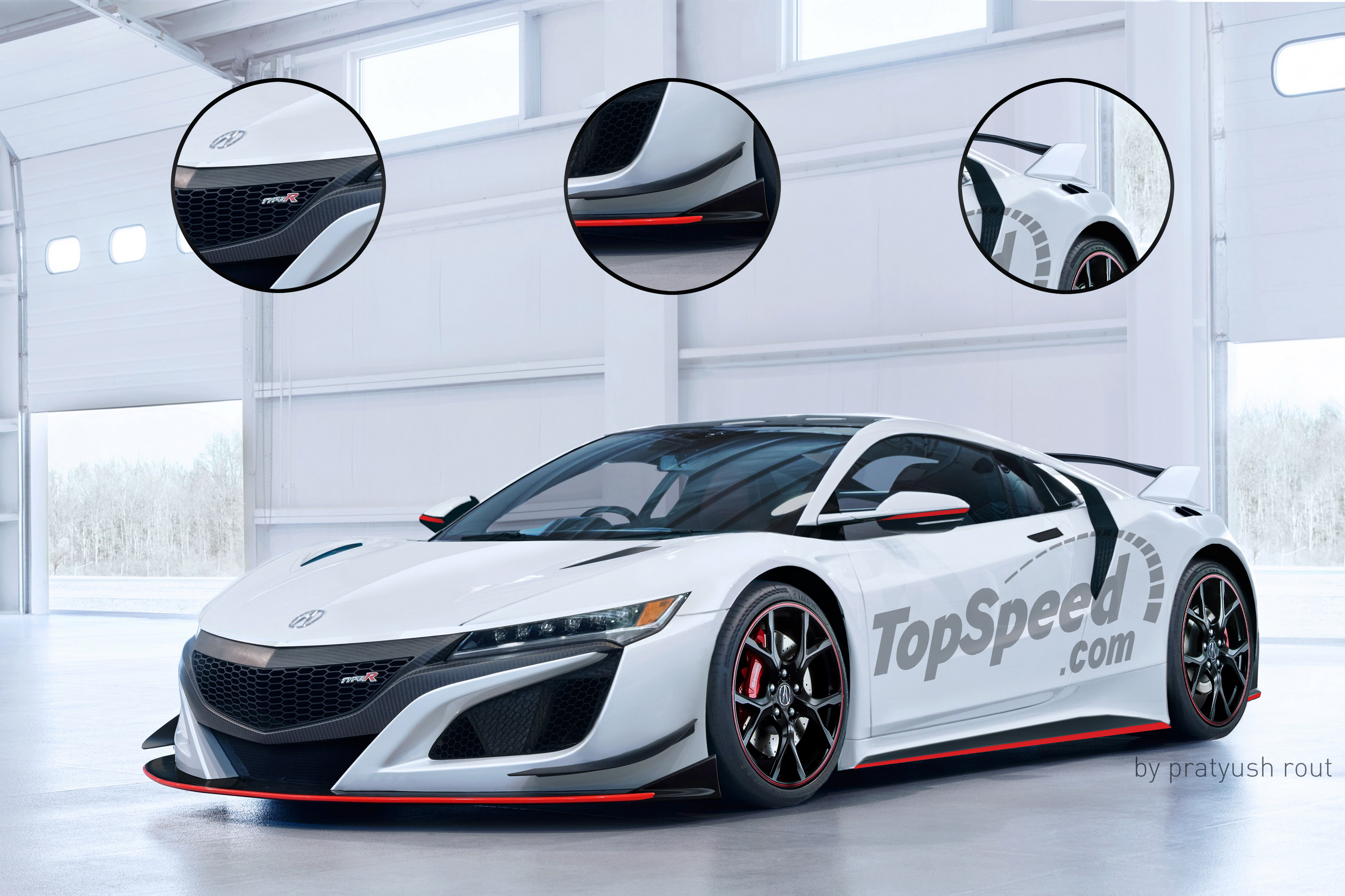 Honda Has Big Plans For The Nsx Top Speed