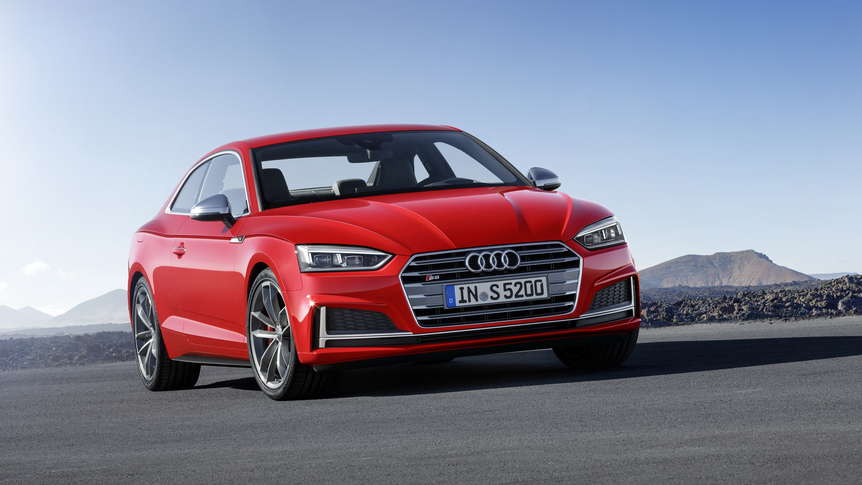 Audi A5 Coupe >> 2017 Audi S5 | Top Speed