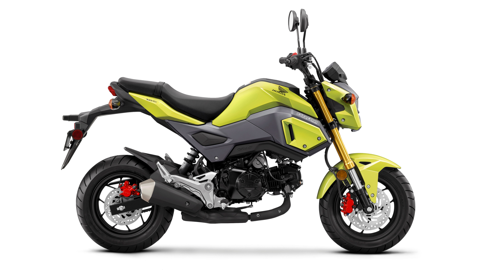 2017 honda motorcycle pictures  2017 - 2018 Honda Grom Review - Top Speed