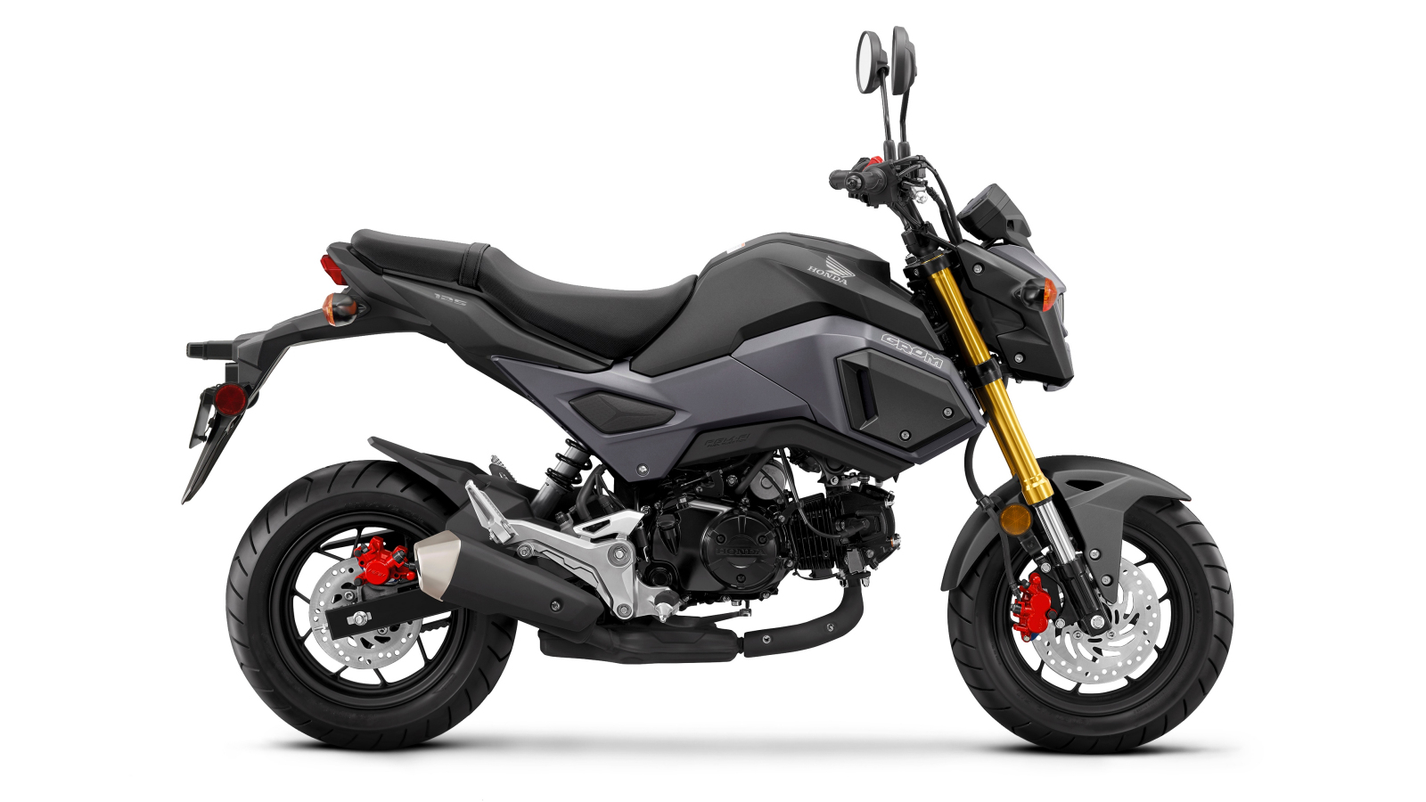 2017 - 2018 Honda Grom Review - Top Speed