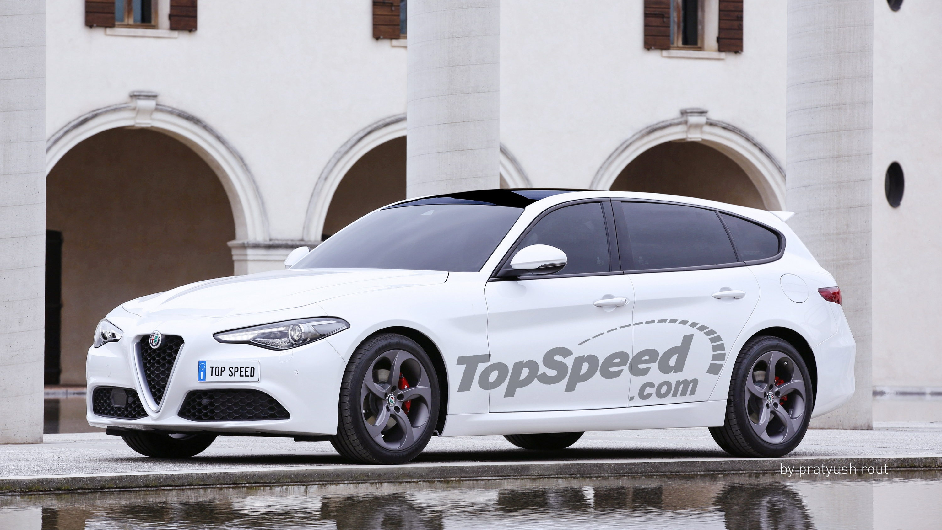2018 Alfa Romeo Giulia Sportwagon Review Top Speed